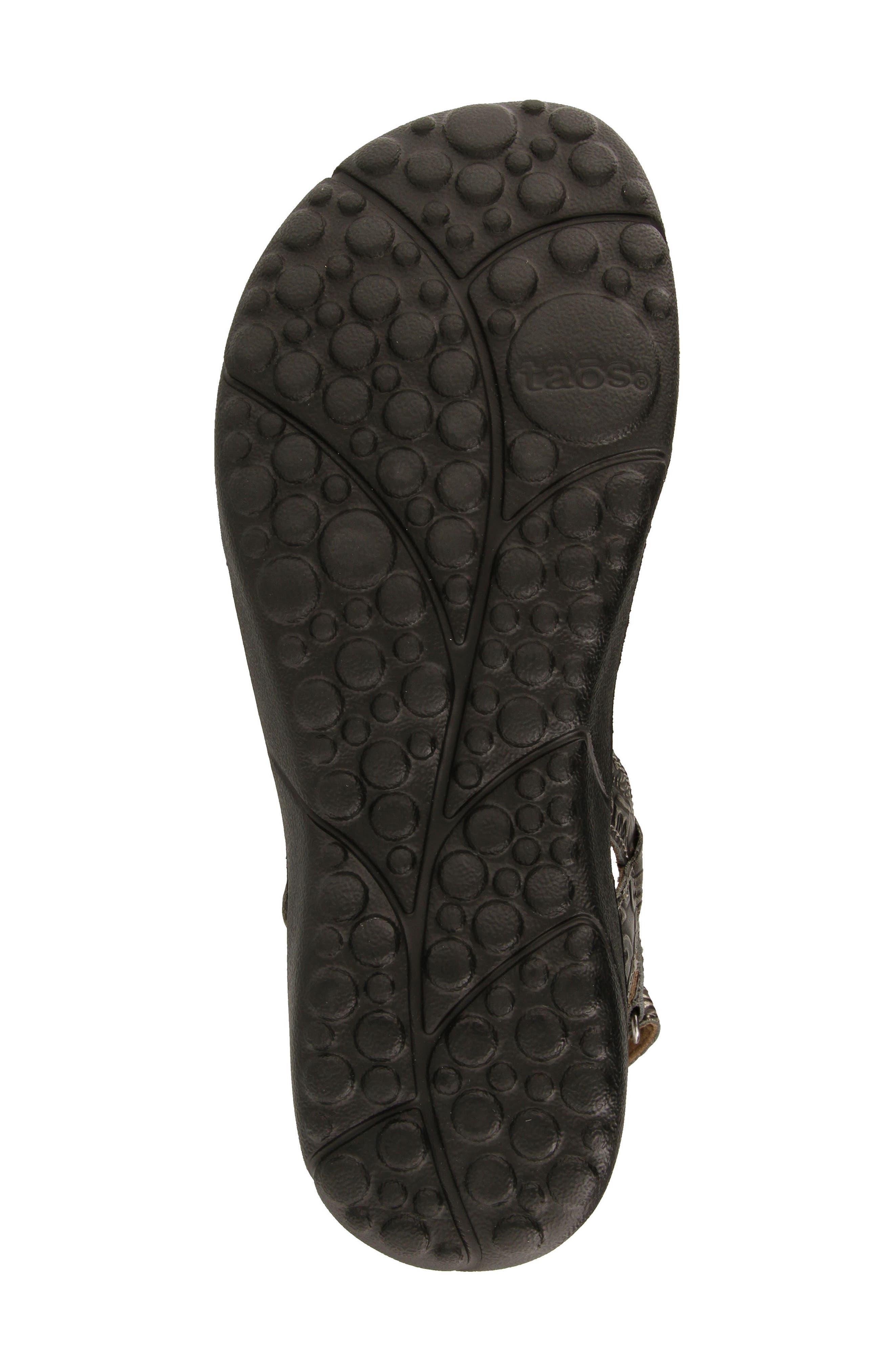Alternate Image 5  - Taos Beauty Sandal (Women)