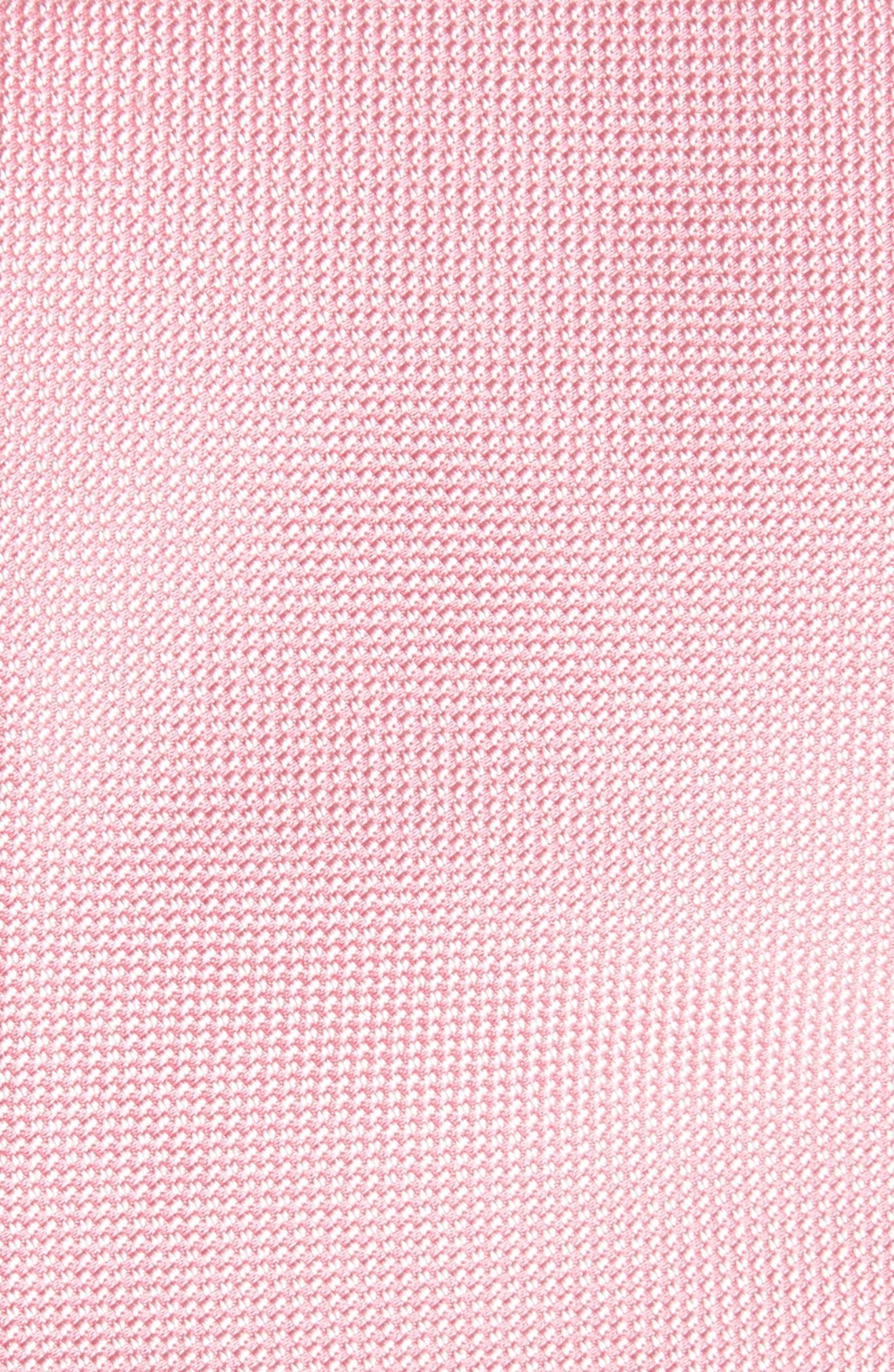 Alternate Image 2  - Nordstrom Men's Shop Edith Silk Tie