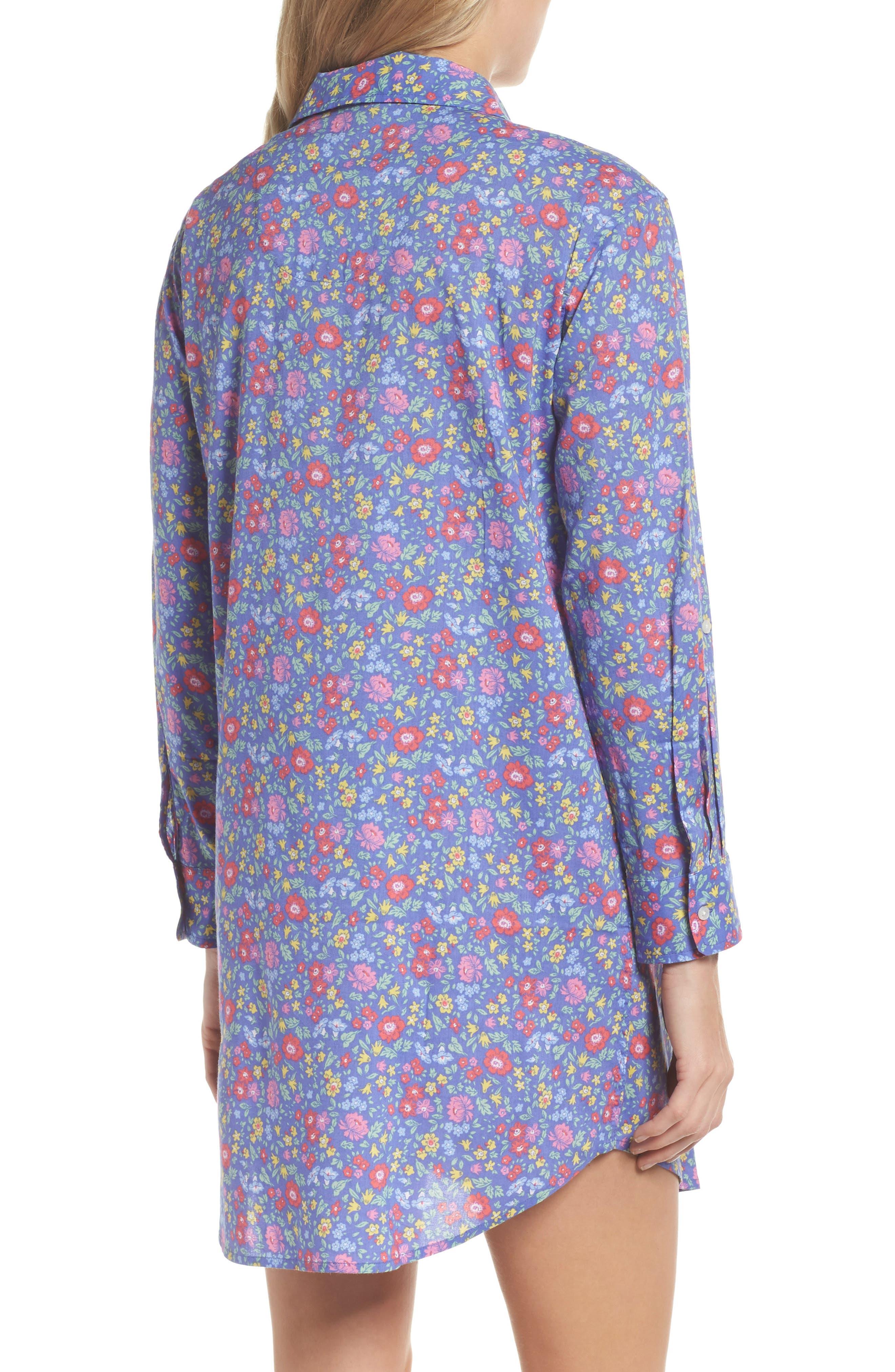 Alternate Image 2  - Lauren Ralph Lauren His Night Shirt
