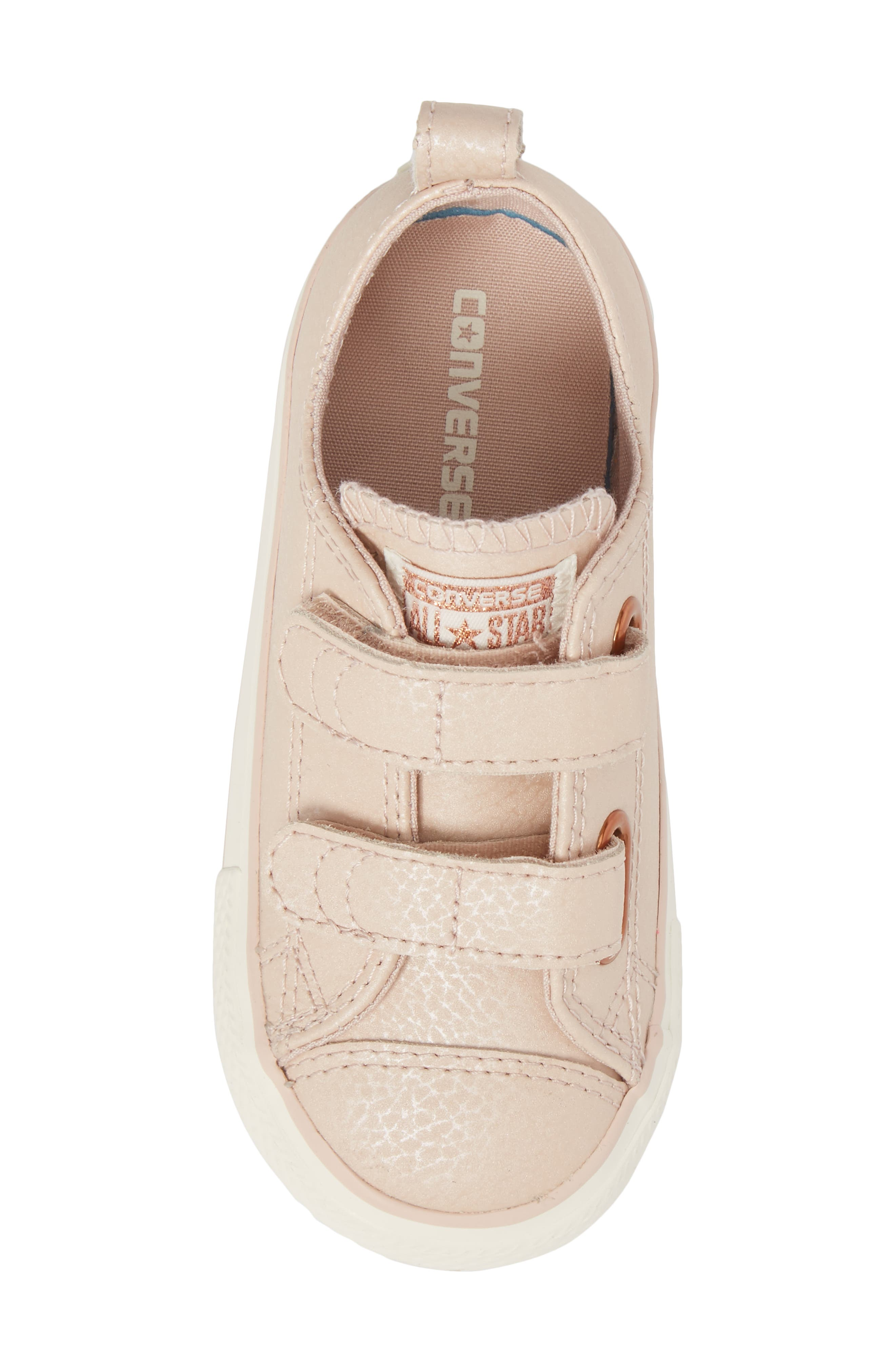 All Star<sup>®</sup> Fashion 2V Low Top Sneaker,                             Alternate thumbnail 5, color,                             Particle Beige