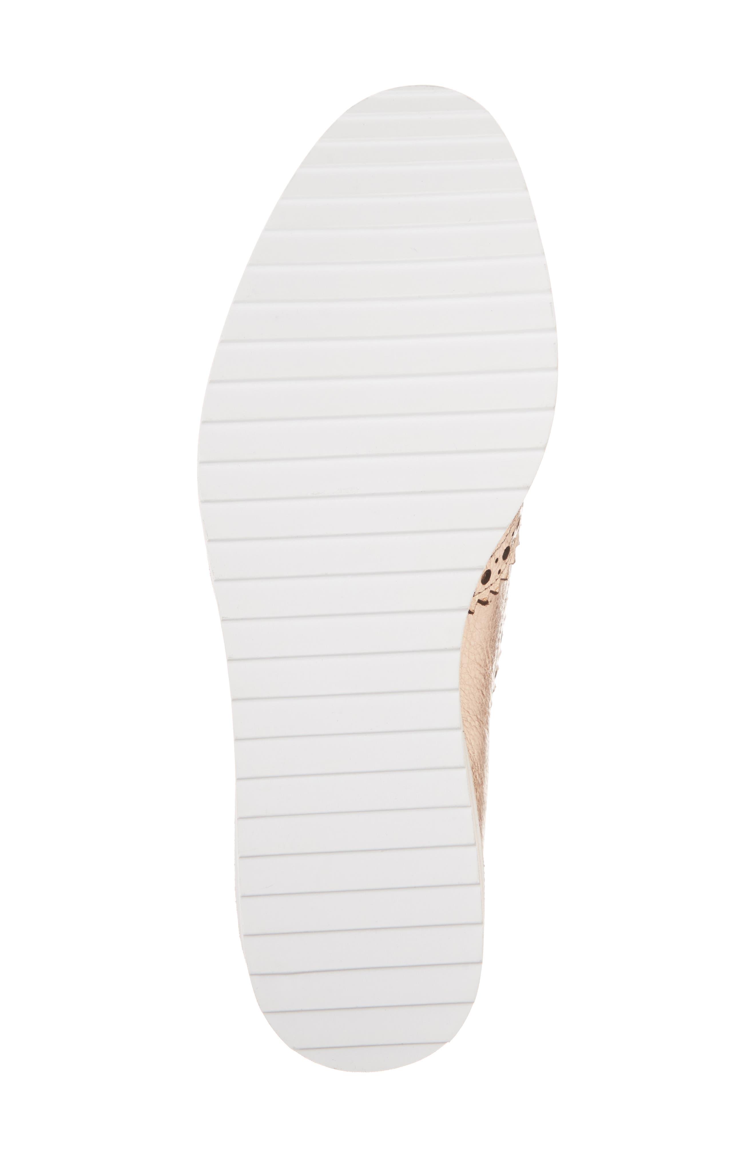 Alternate Image 6  - Kenneth Cole New York Roberta Platform Sneaker (Women)