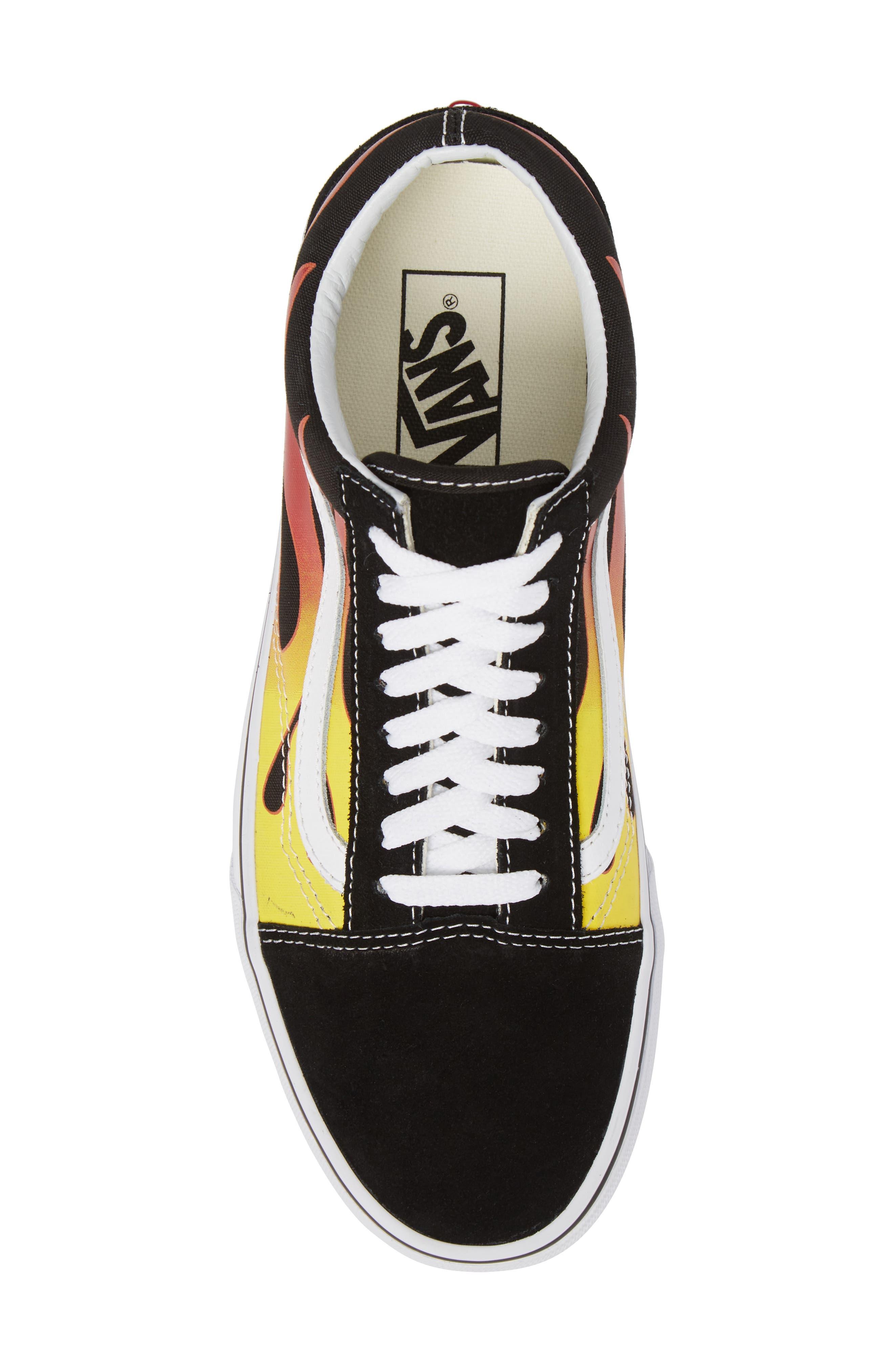 Alternate Image 5  - Vans UA Old Skool Low Top Sneaker (Men)