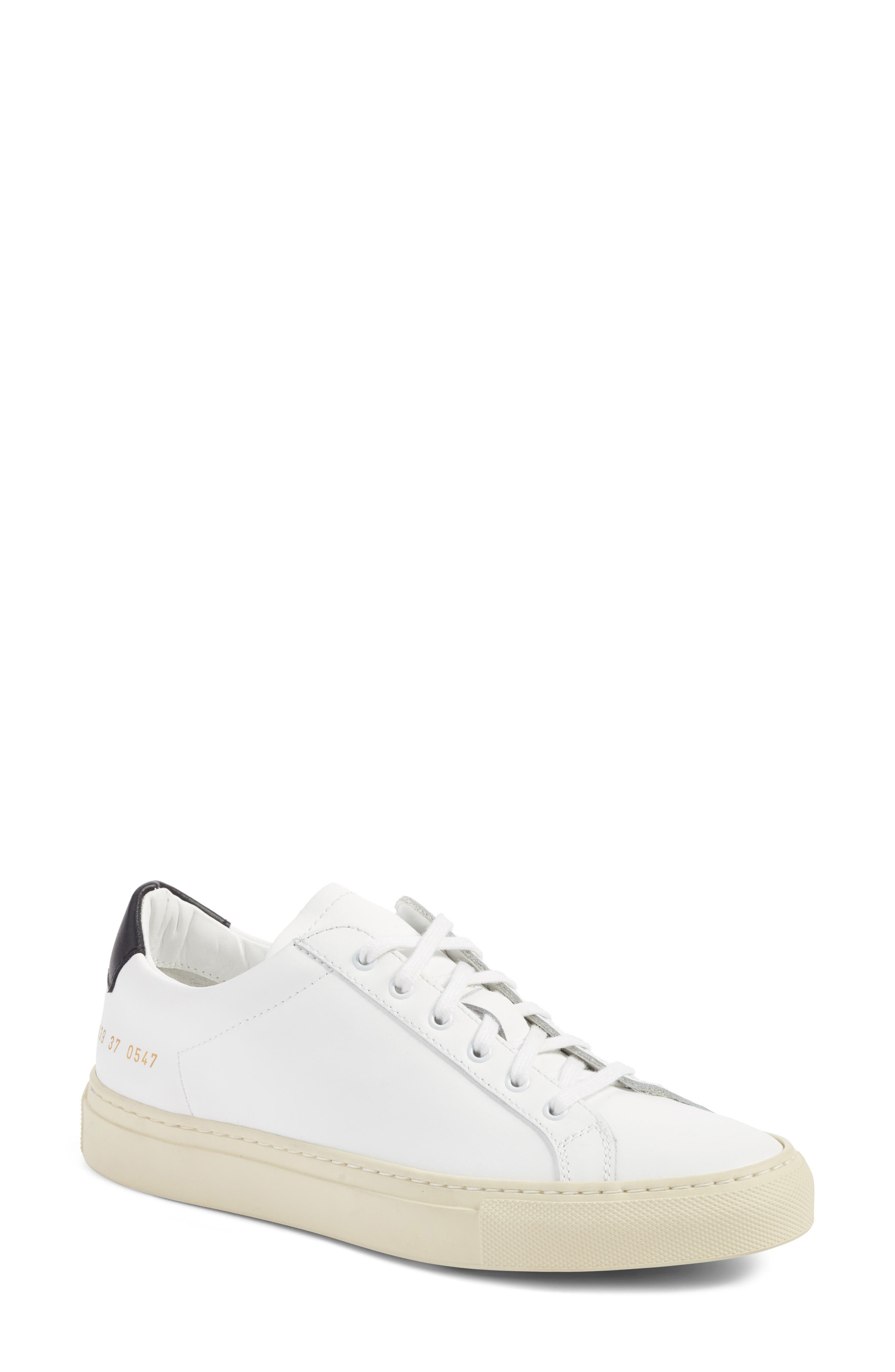 Common Projects Achilles Low Top Sneaker (Women)