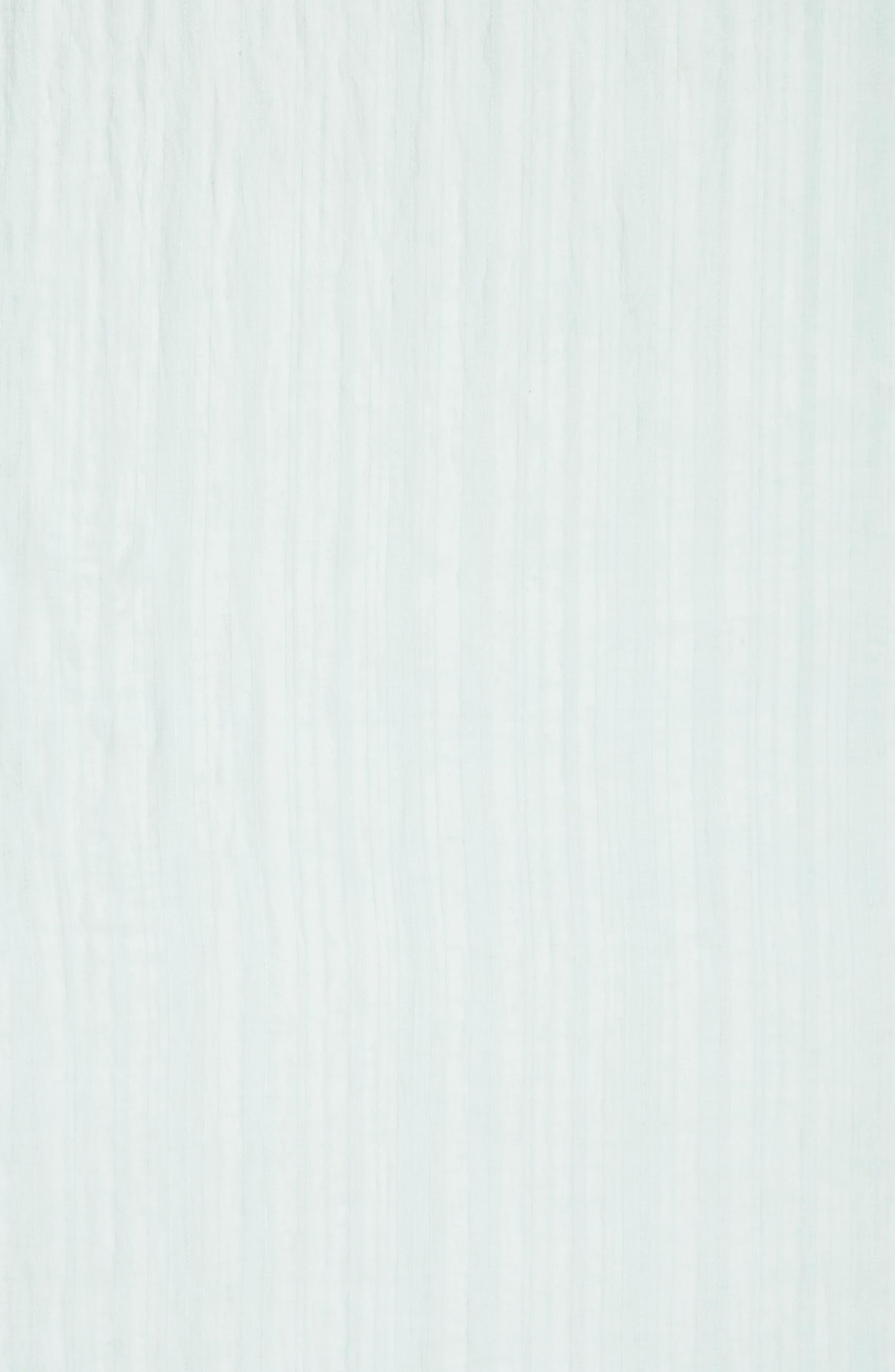 Alternate Image 4  - Caslon® Solid Linen Blend Scarf