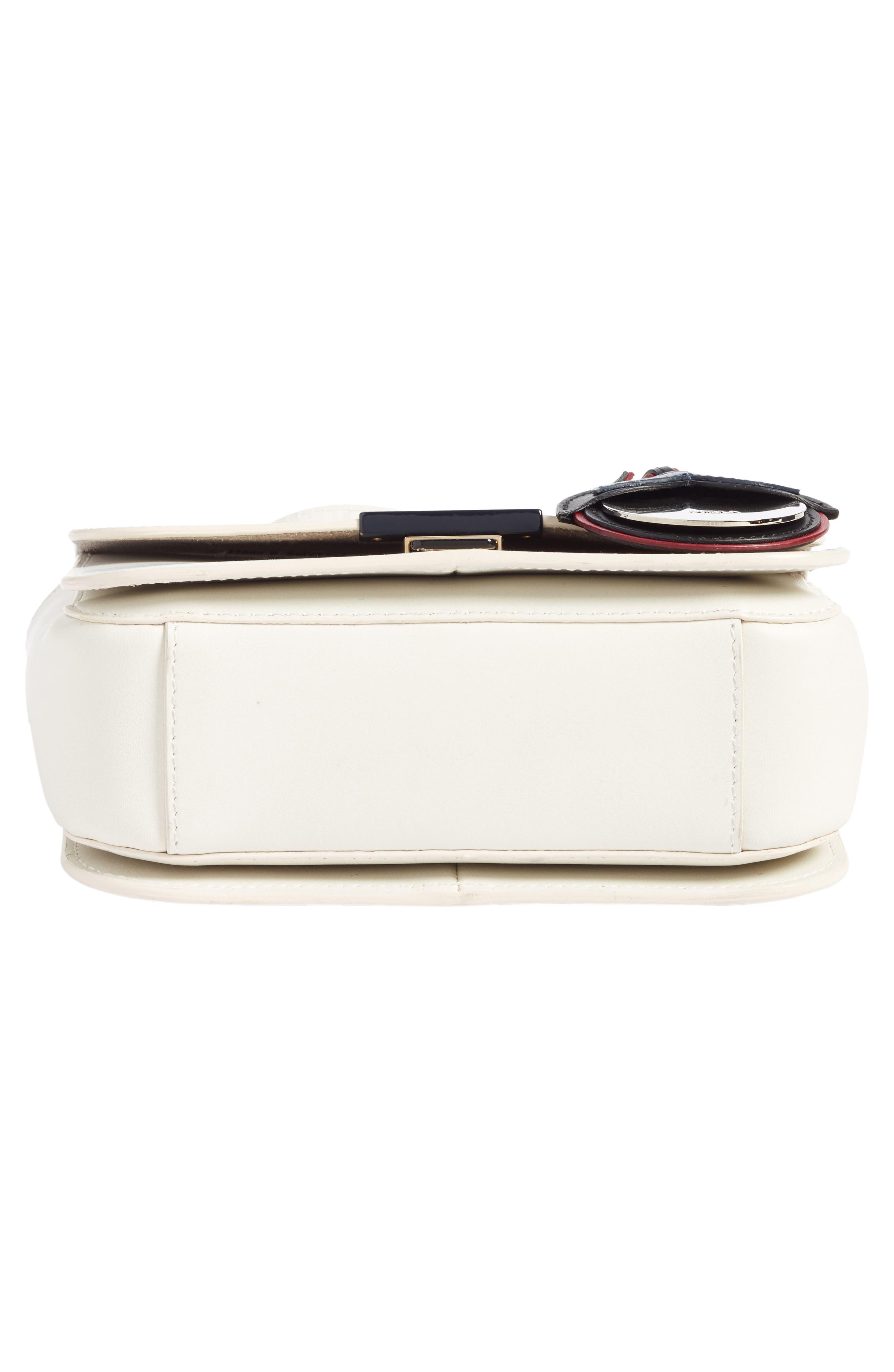 Elisir Mini Crossbody Bag,                             Alternate thumbnail 6, color,                             Petalo