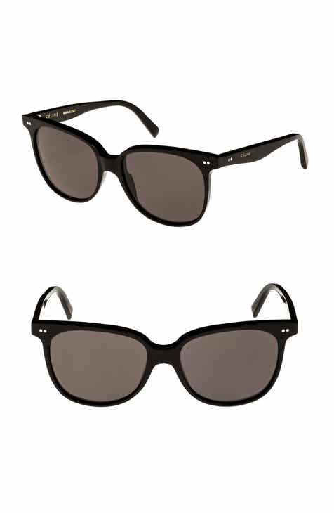 fdcc1ca21c58 CELINE 57mm Square Sunglasses