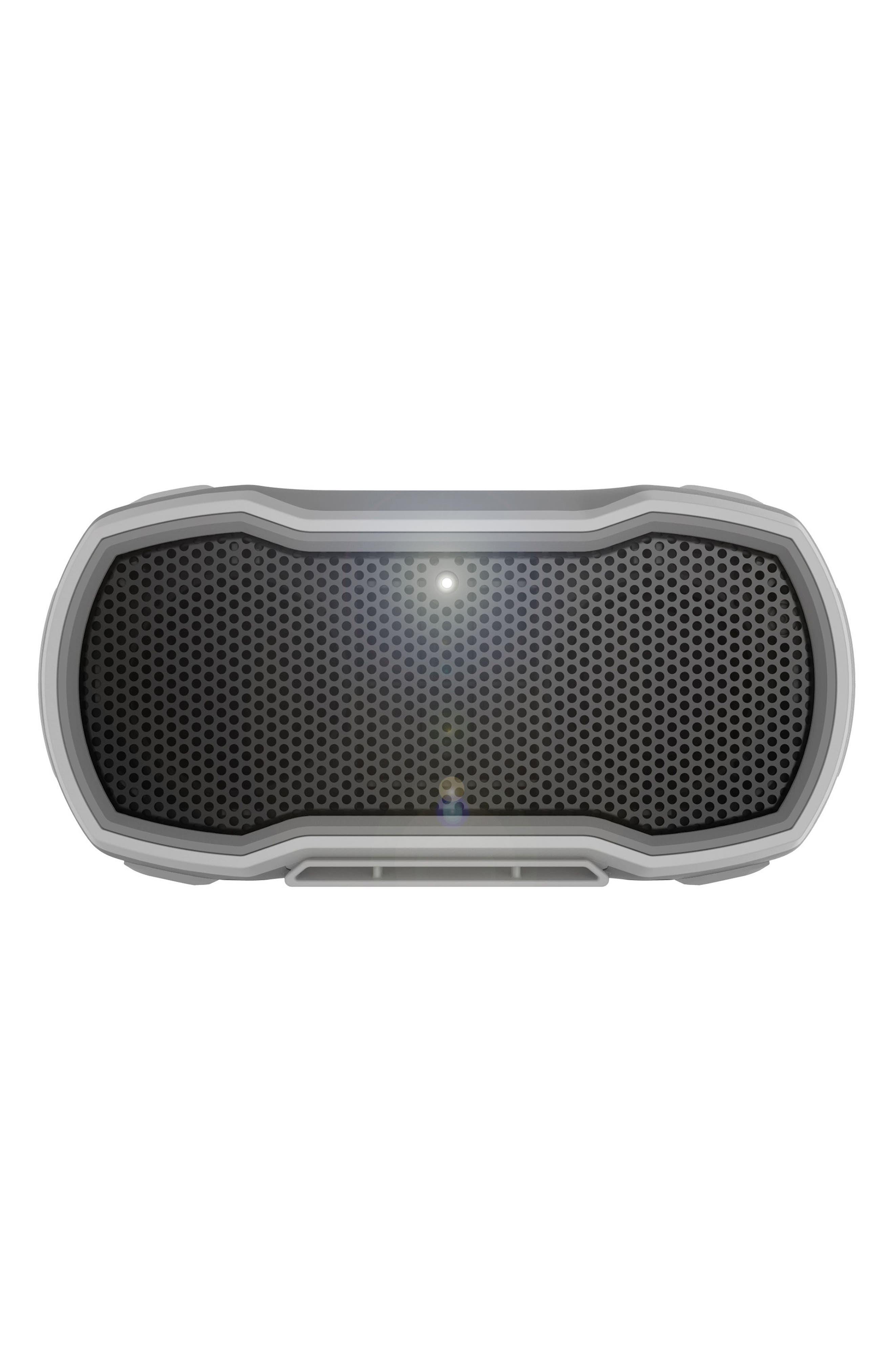 Ready Pro Bluetooth<sup>®</sup> Speaker,                         Main,                         color, Grey/ Orange