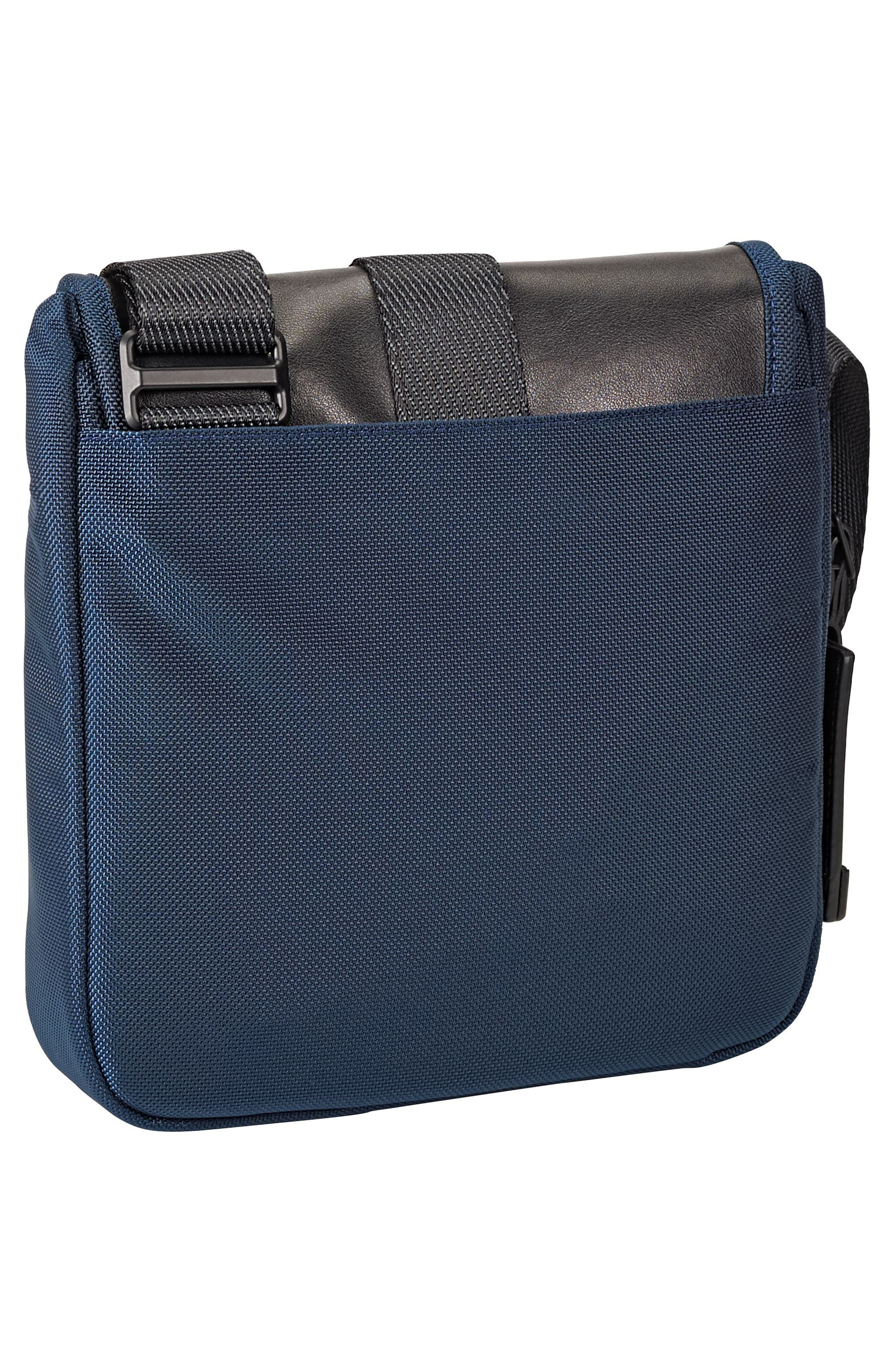 Alpha Bravo - Barton Crossbody Bag,                             Alternate thumbnail 3, color,                             Navy