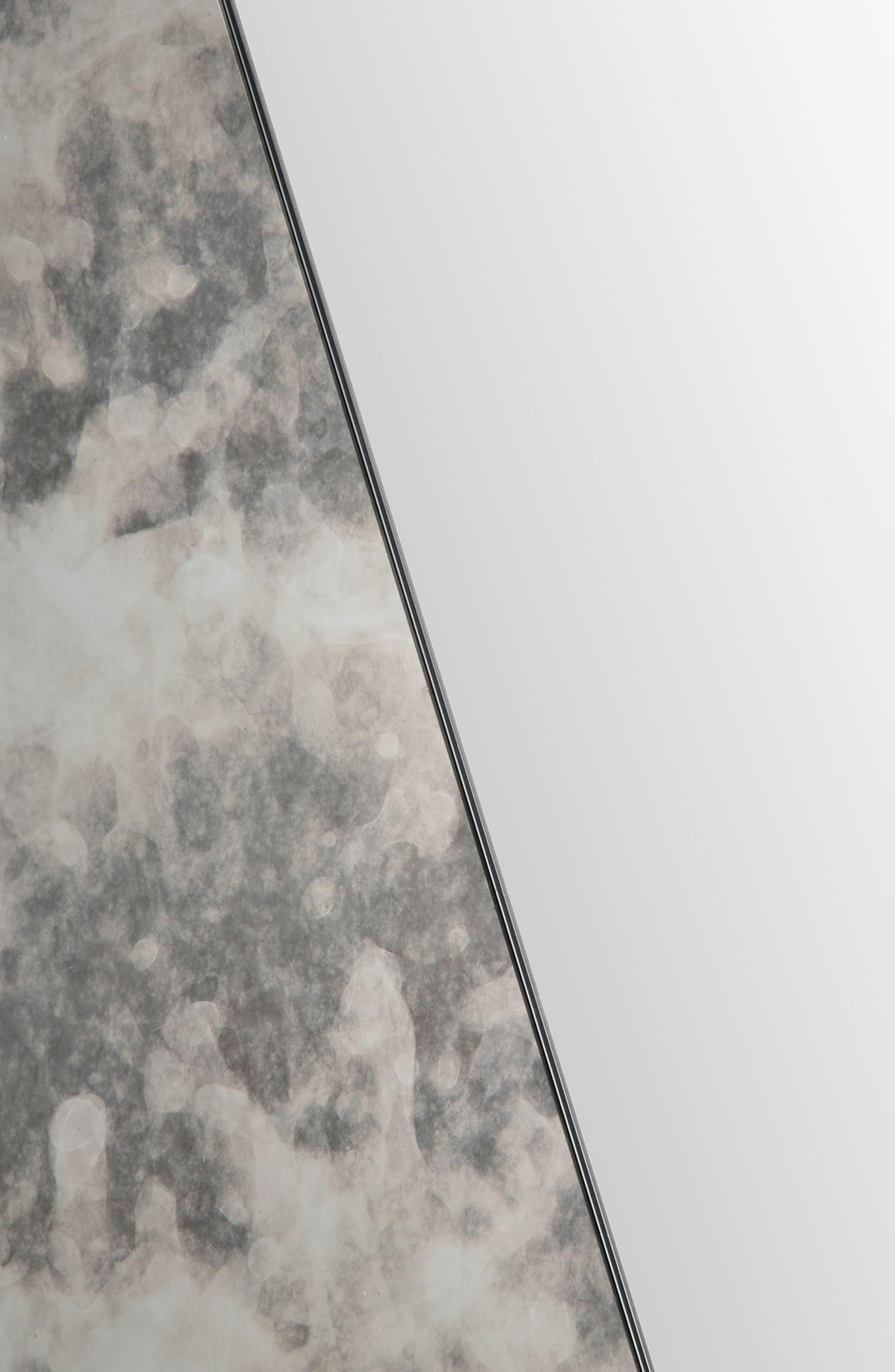 Cella Mirror,                             Alternate thumbnail 3, color,                             Glass