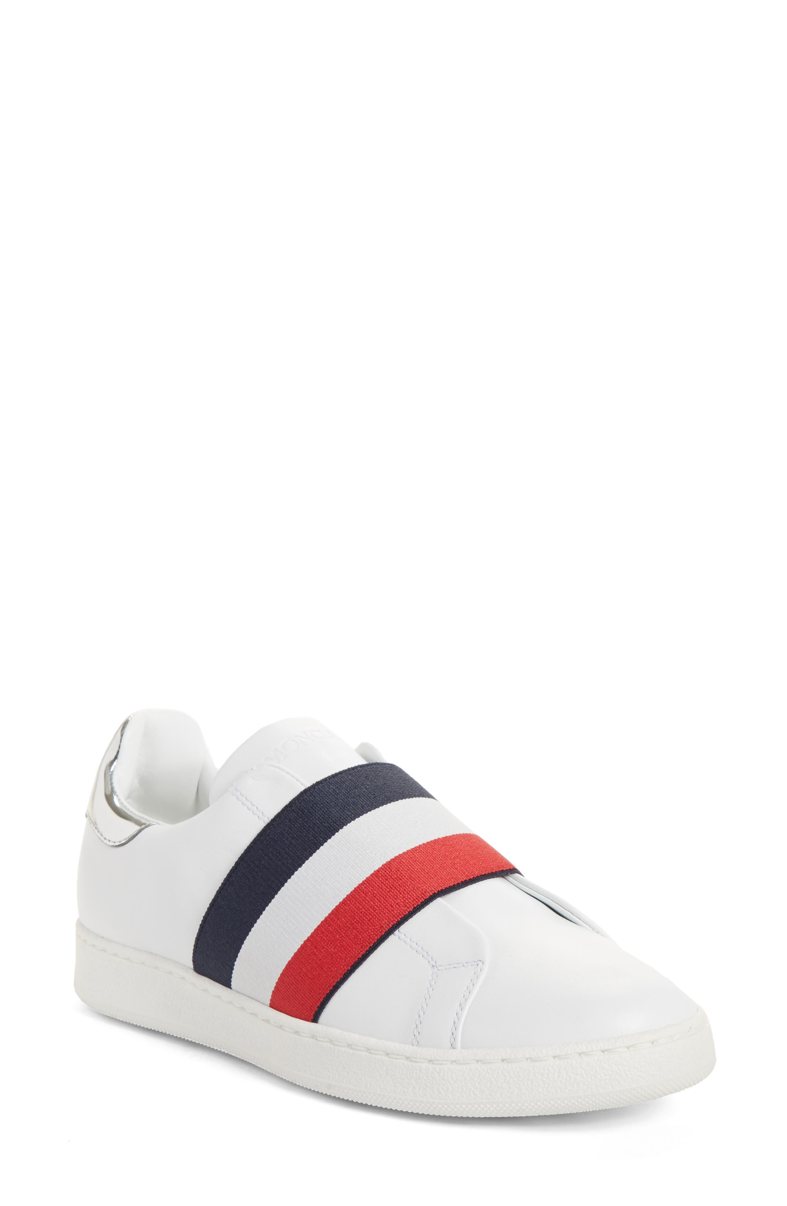 Alternate Image 1 Selected - Moncler Alizee Low Top Sneaker (Women)
