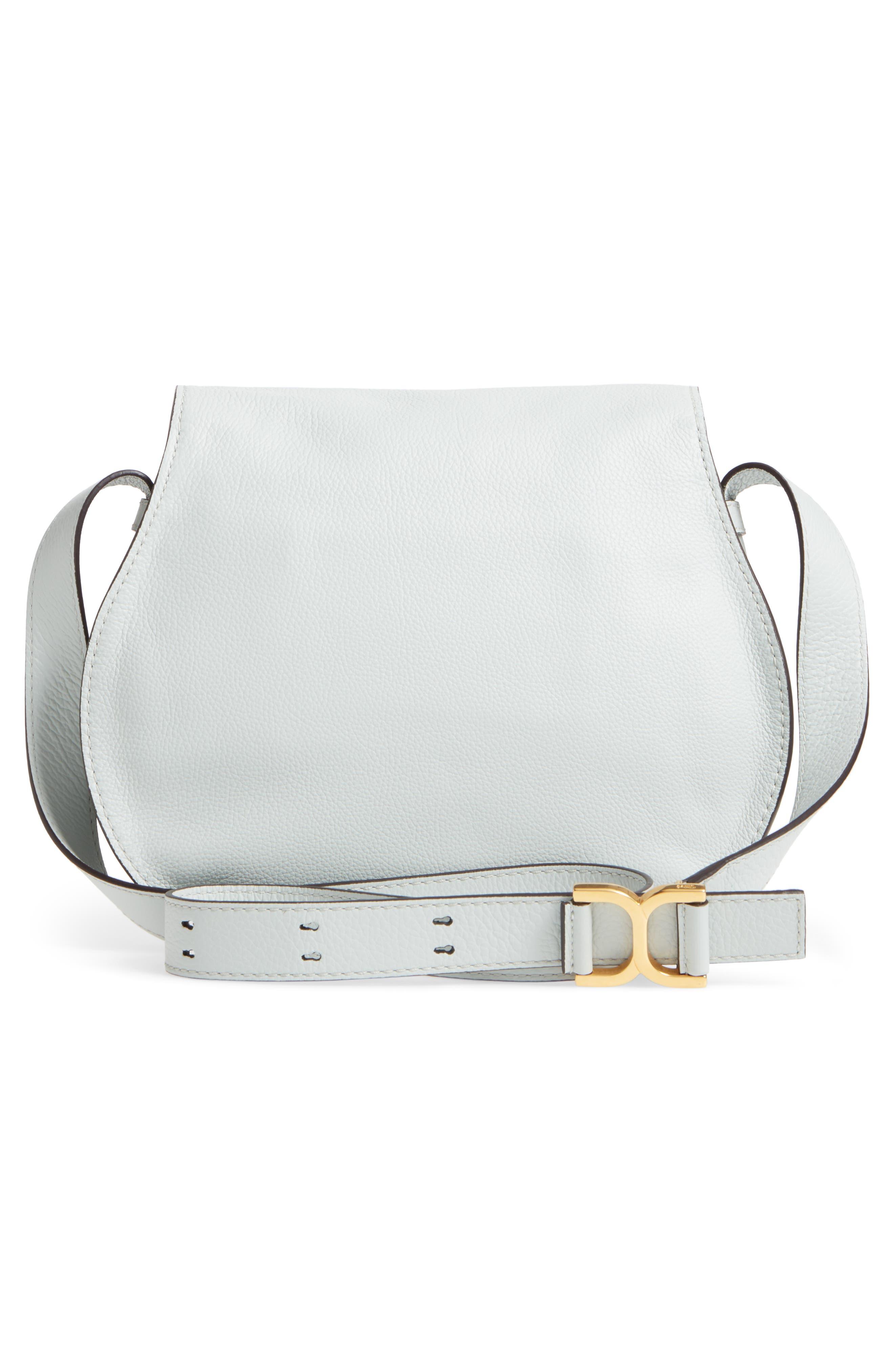 Alternate Image 3  - Chloé 'Marcie - Medium' Leather Crossbody Bag