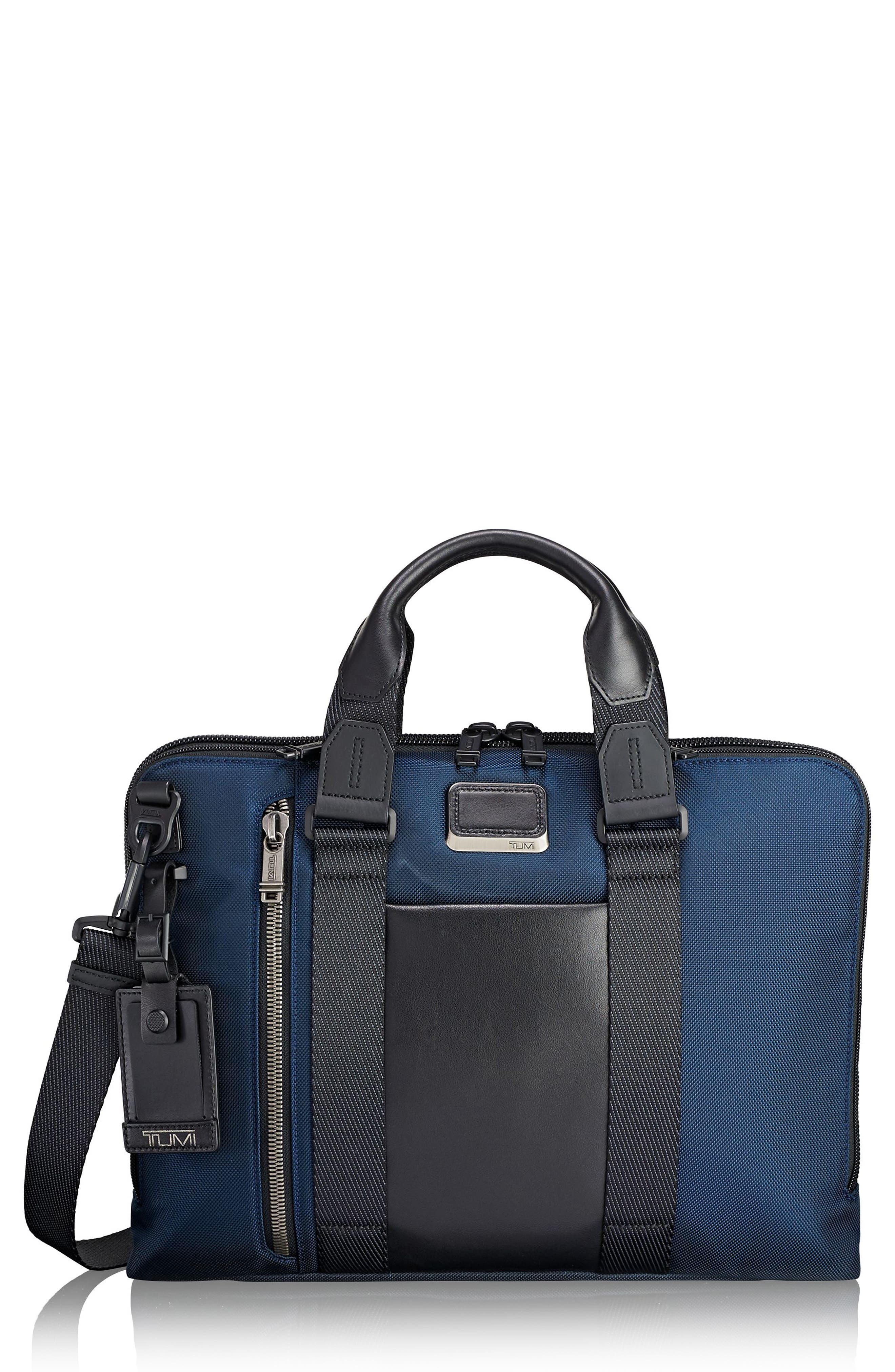 Alternate Image 1 Selected - Tumi Alpha Bravo - Aviano Briefcase