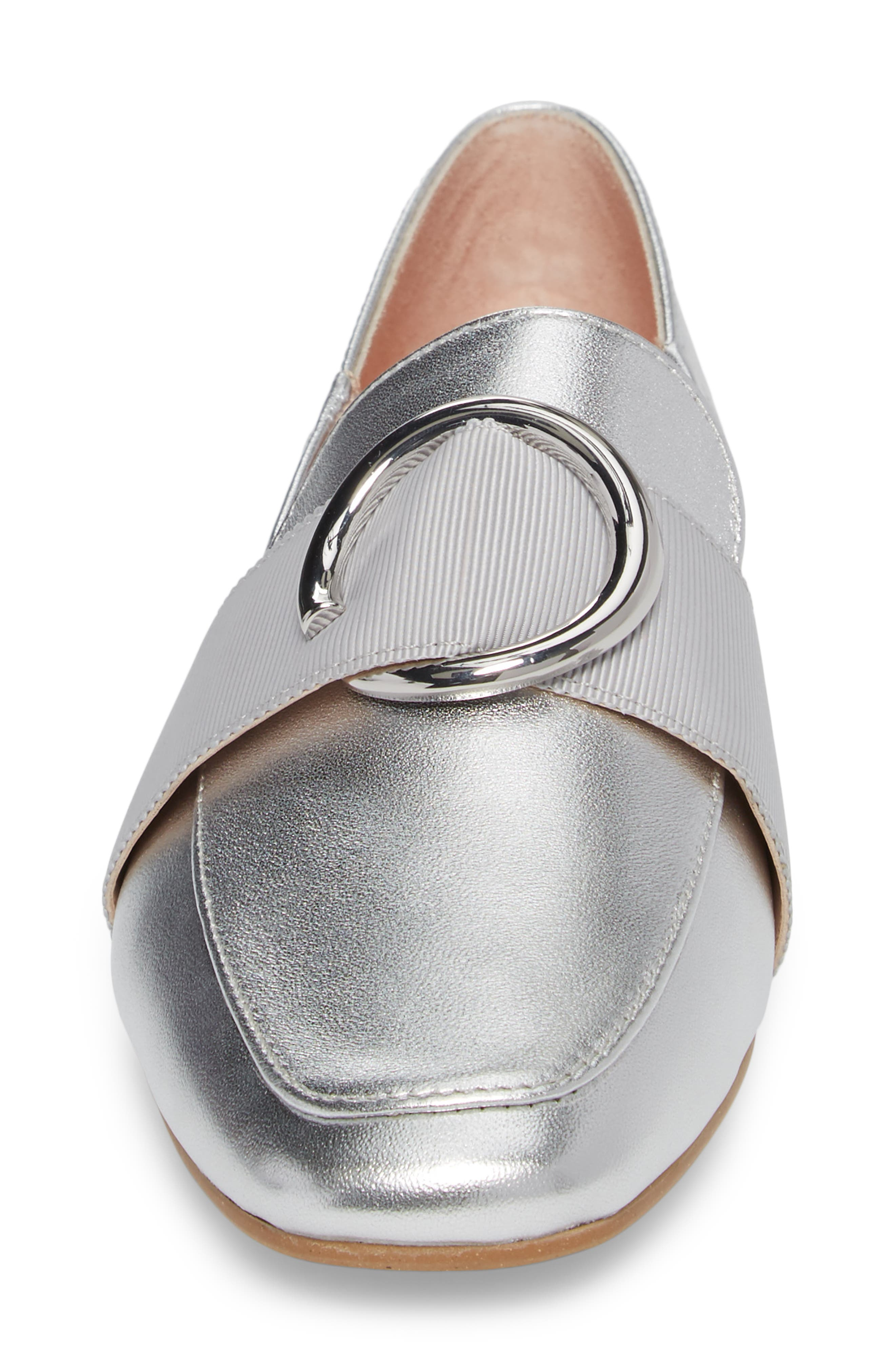 Alternate Image 4  - Avec les Filles Ilani Convertible Slip Ring Loafer (Women)