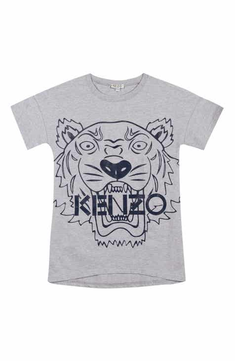 461447e7 KENZO Tiger Graphic T-Shirt Dress (Toddler Girls, Little Girls & Big Girls)