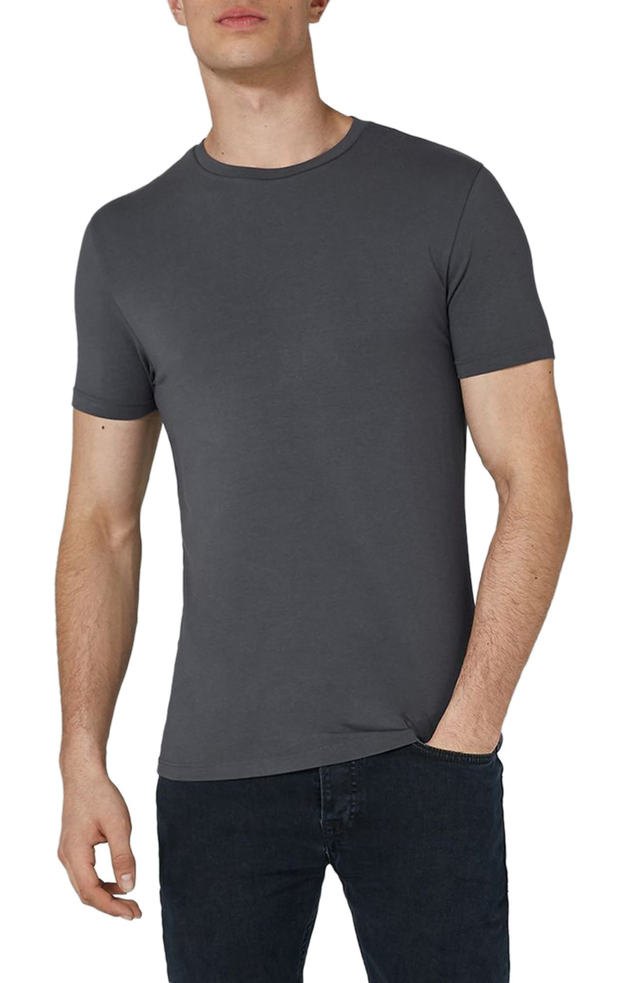 Topman Ultra Muscle Fit T-Shirt