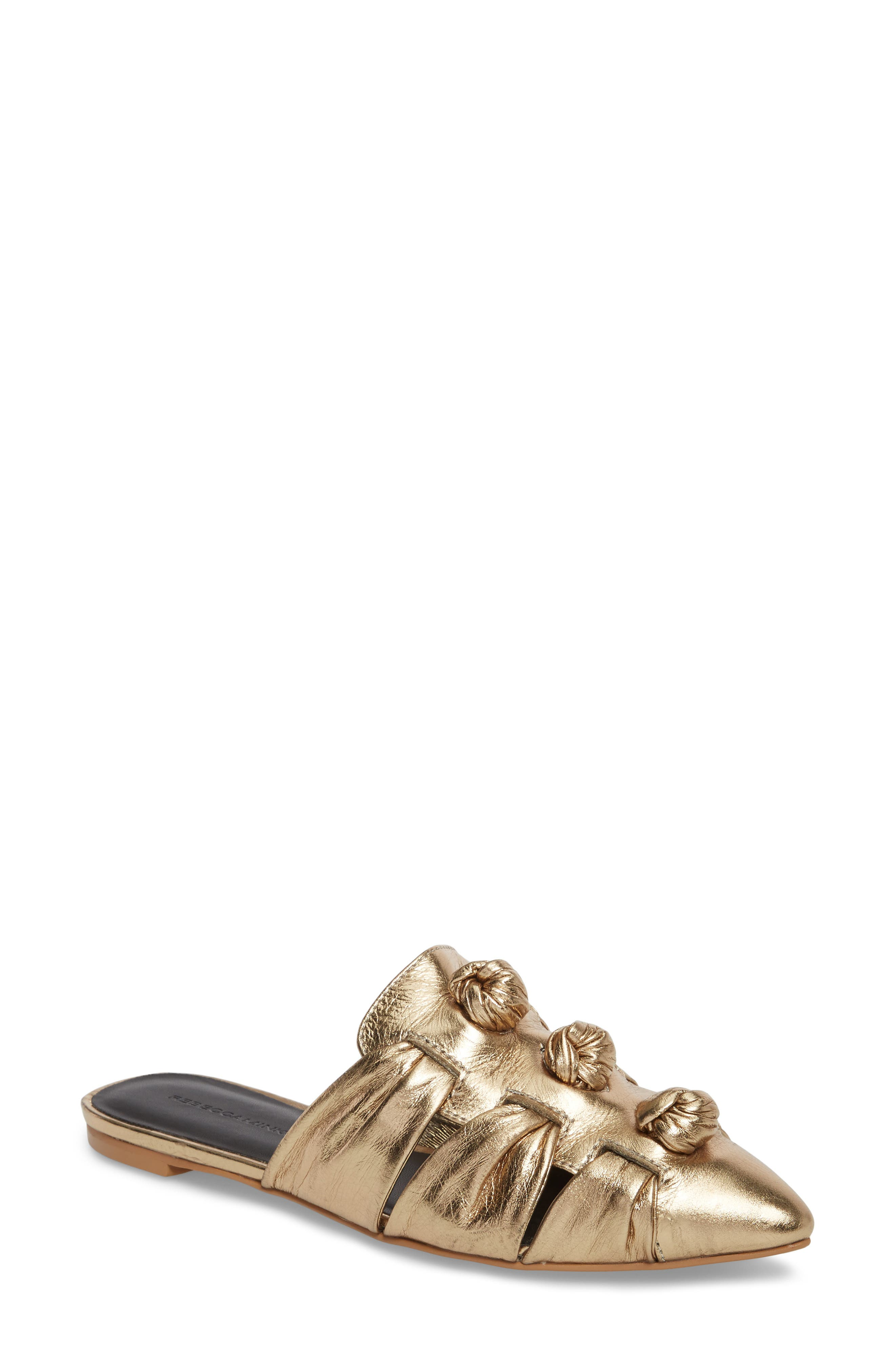 Alternate Image 1 Selected - Rebecca Minkoff Aden Flat (Women)