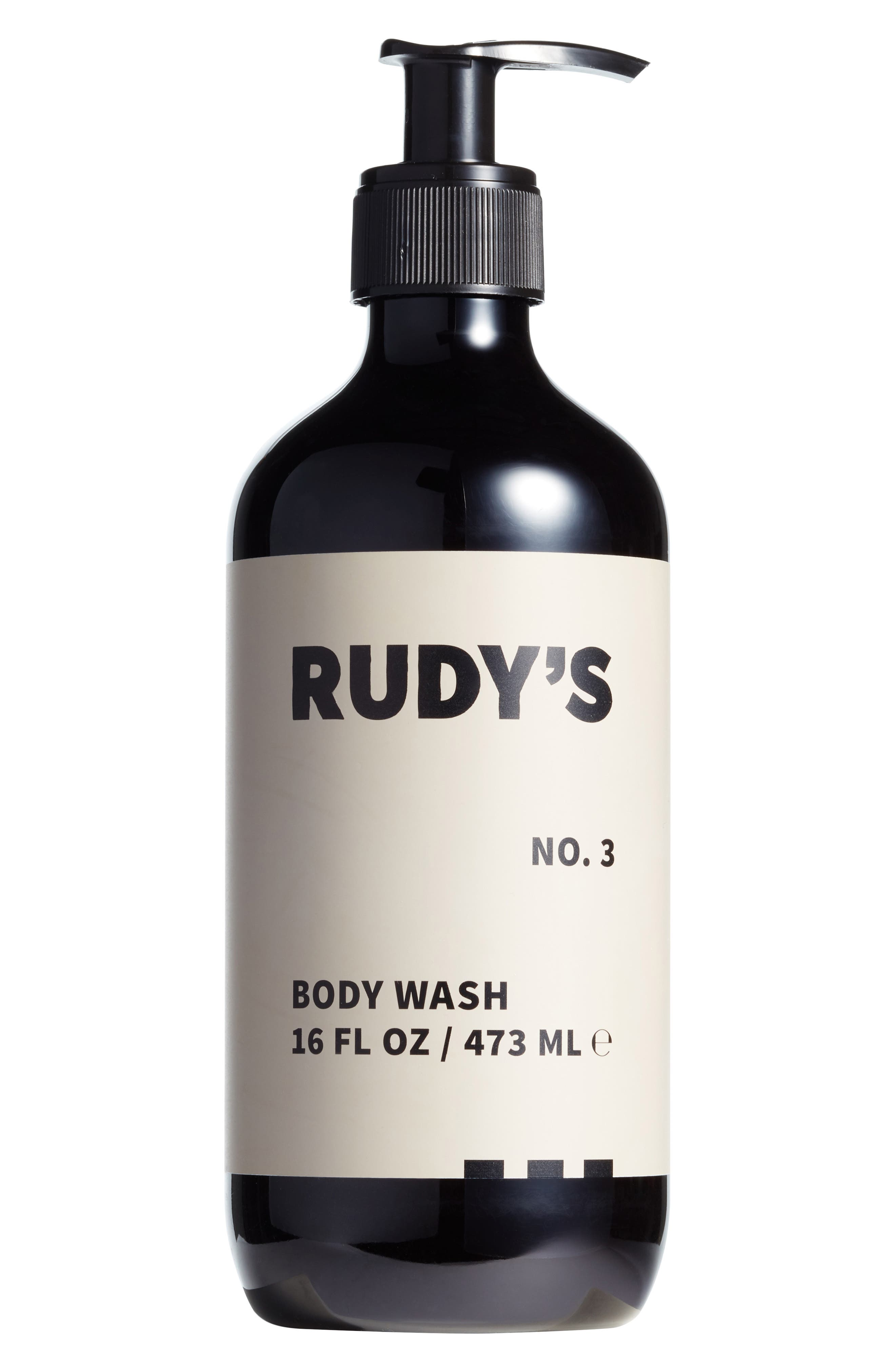 Alternate Image 1 Selected - Rudy's Barbershop No. 3 Body Wash