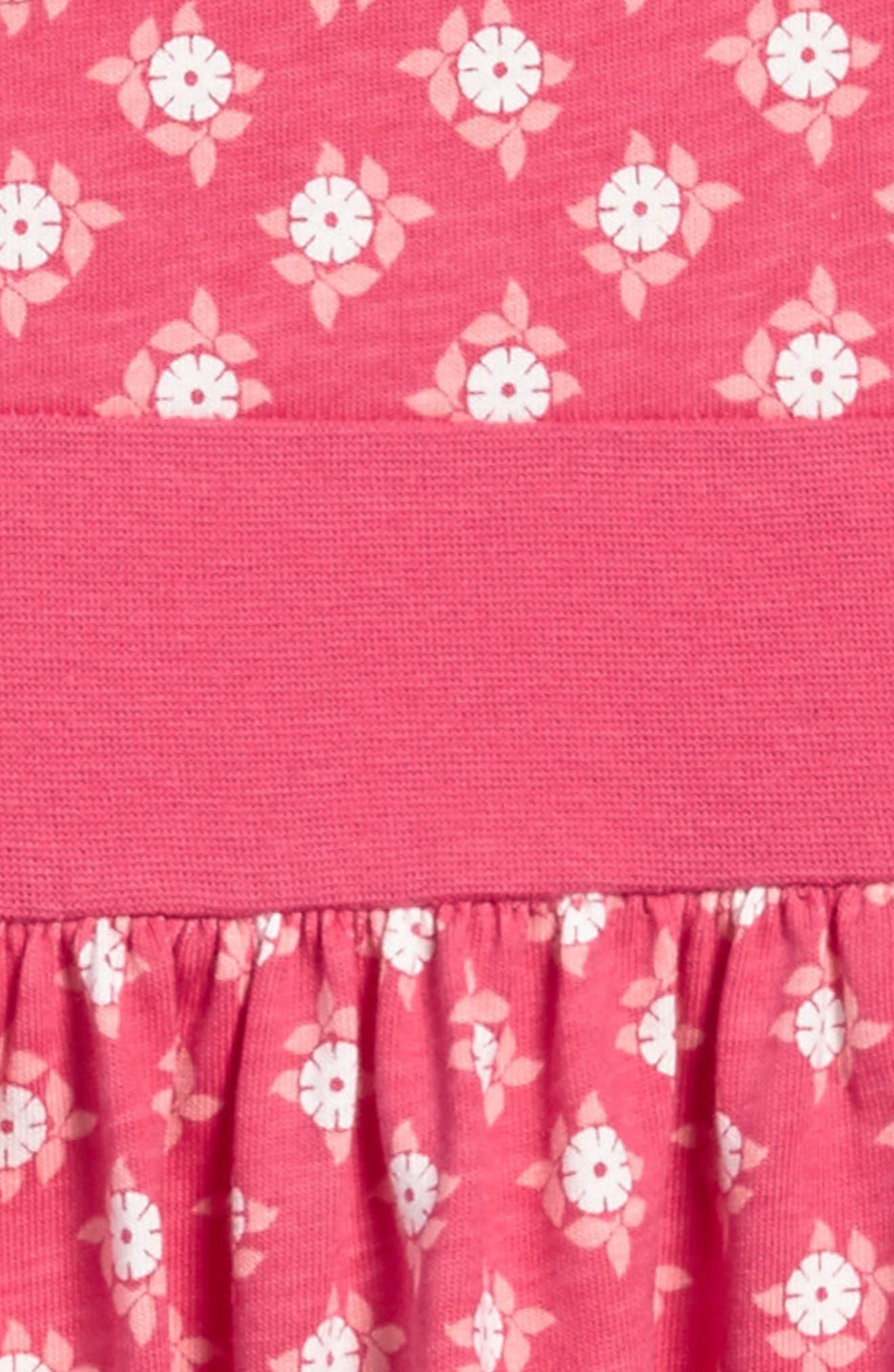 Alternate Image 3  - Tea Collection Sunburst Dress (Baby Girls)