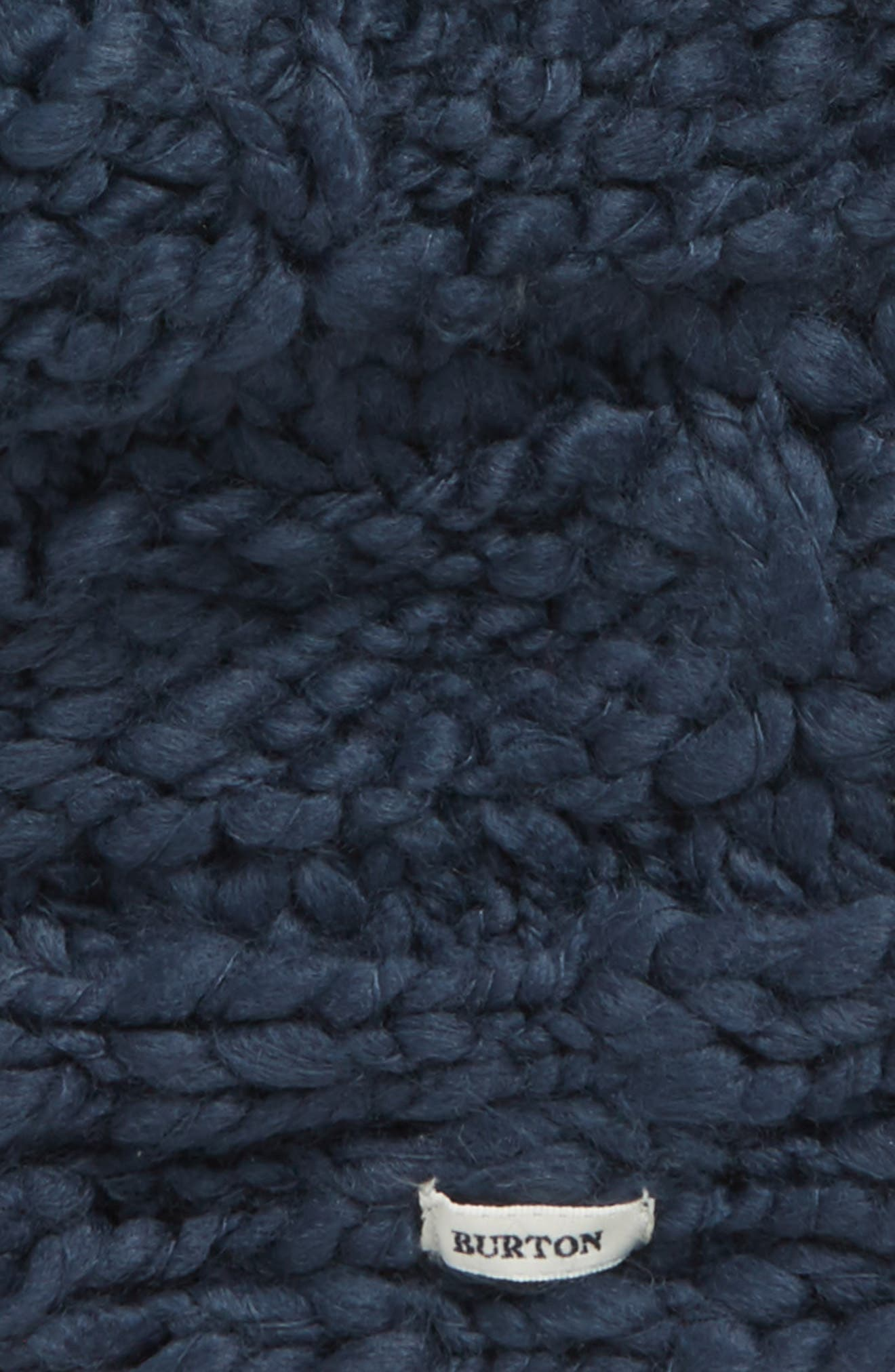 Nana Slouch Beanie,                             Alternate thumbnail 2, color,                             Mood Indigo