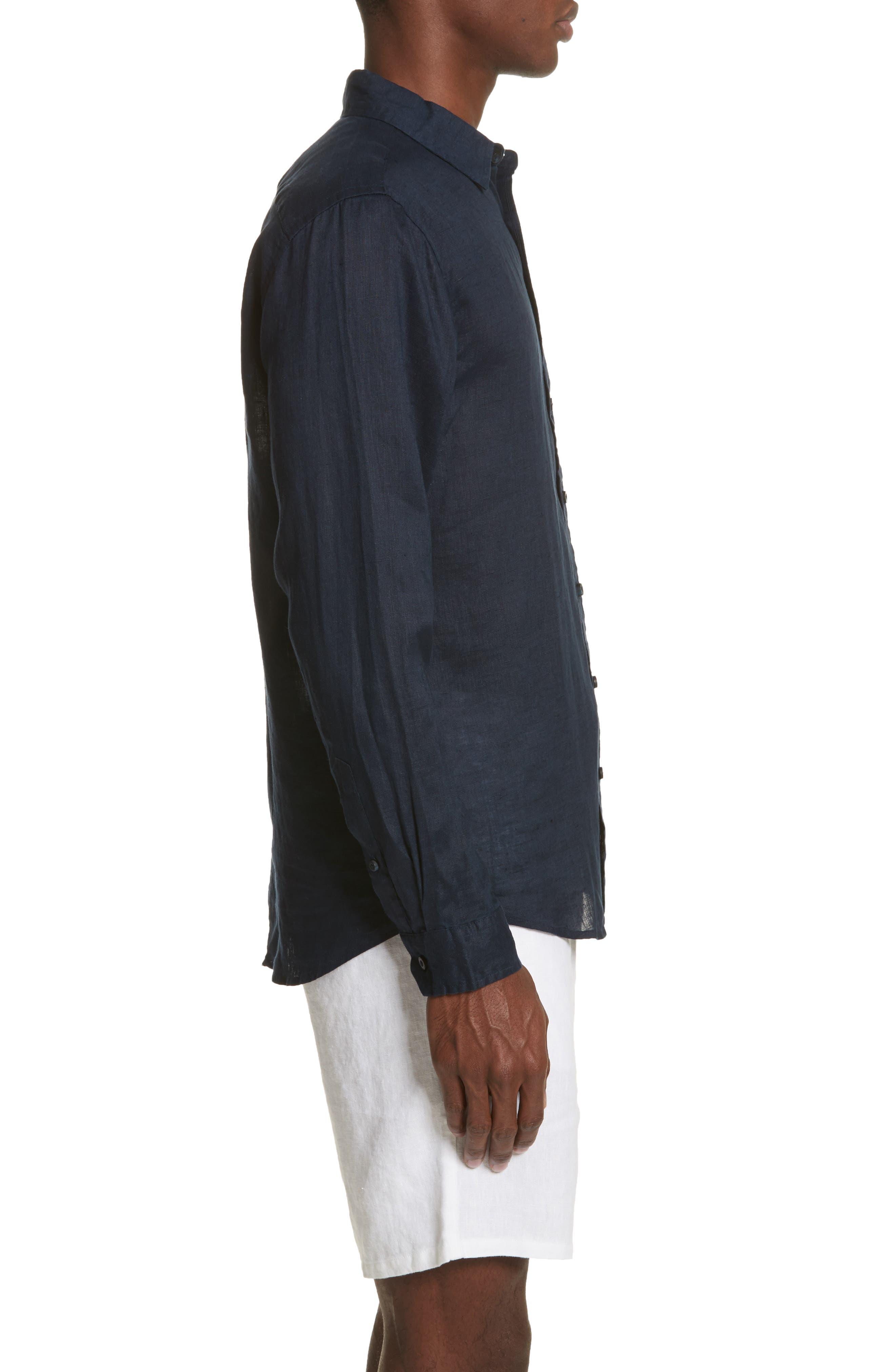 Alternate Image 3  - ONIA Abe Linen Shirt