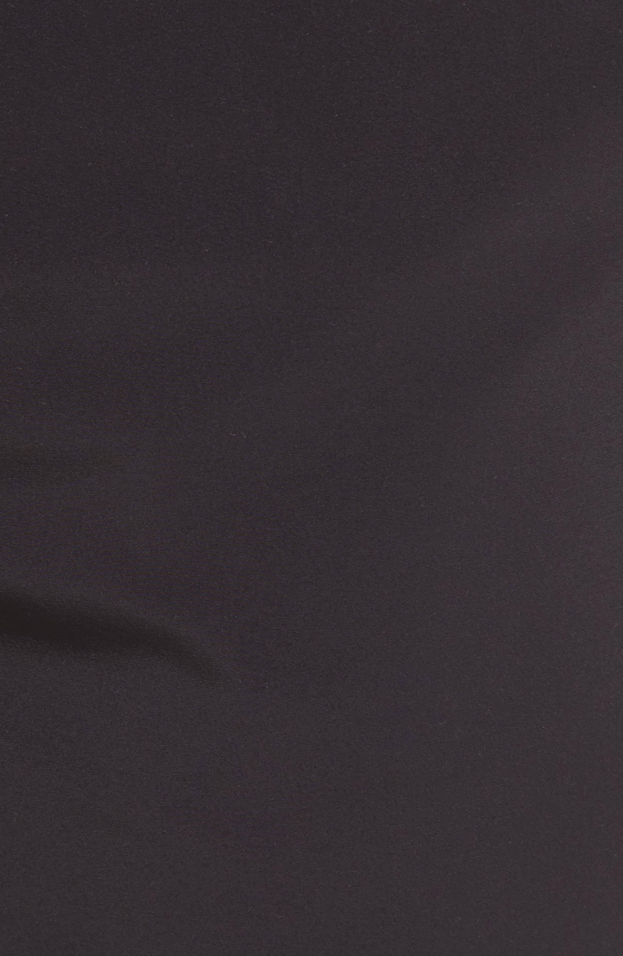 Oslo Sport Shorts,                             Alternate thumbnail 5, color,                             Black
