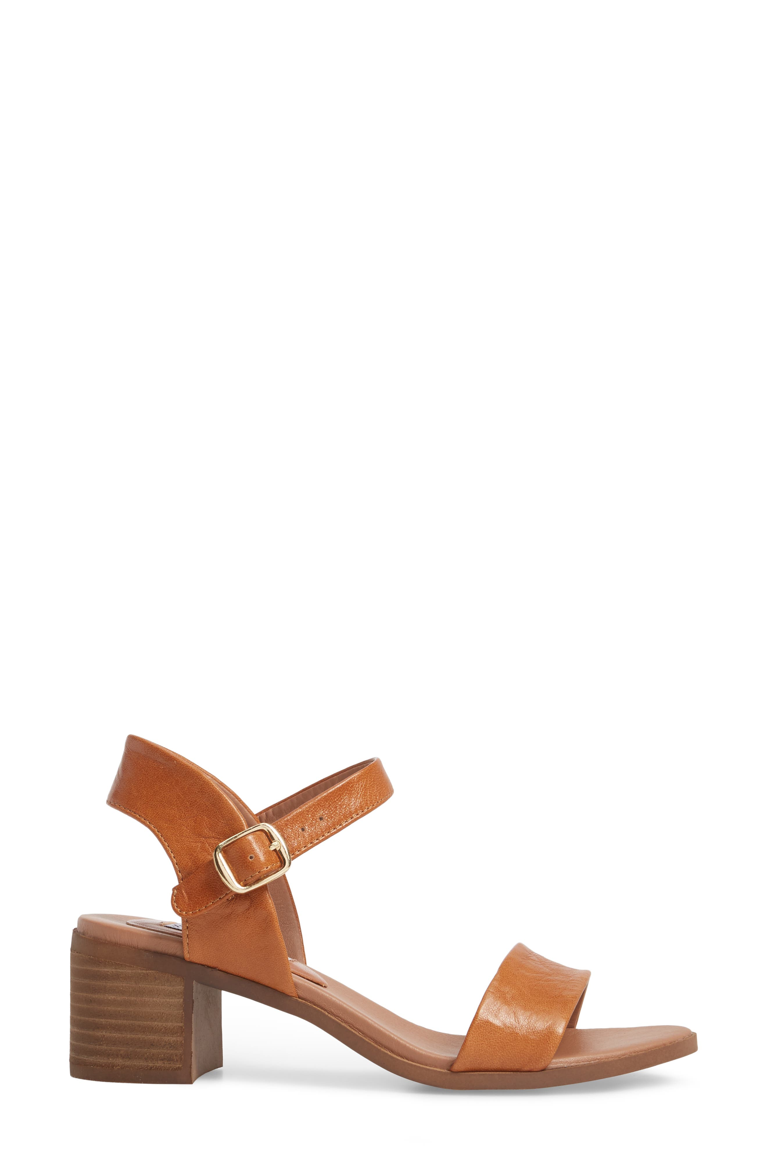Alternate Image 3  - Steve Madden April Block Heel Sandal (Women)