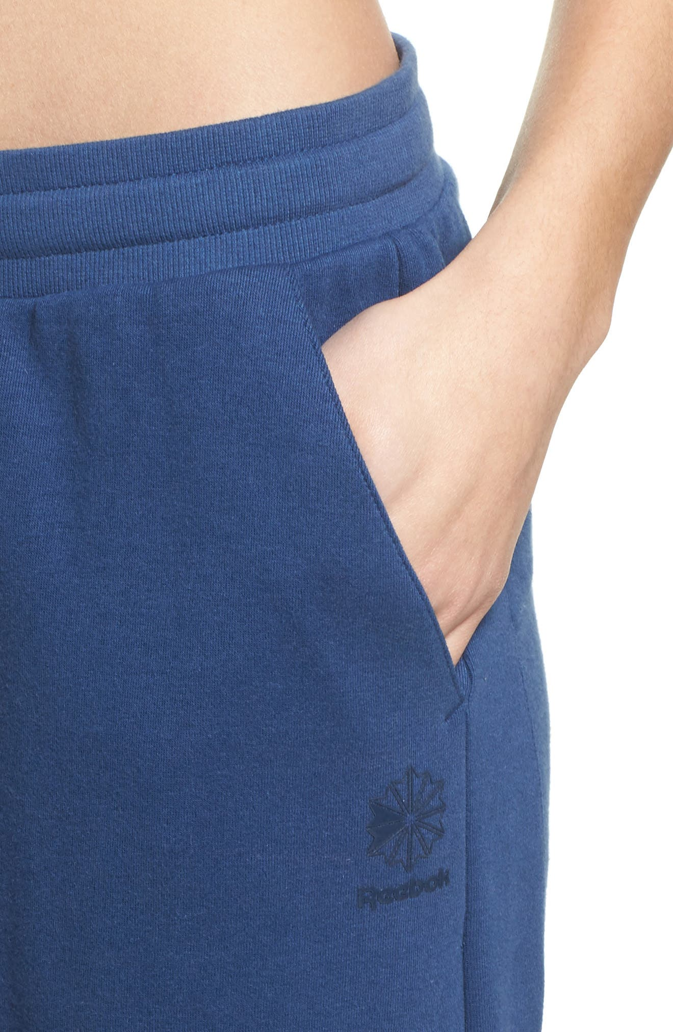DC Jogger Pants,                             Alternate thumbnail 6, color,                             Washed Blue