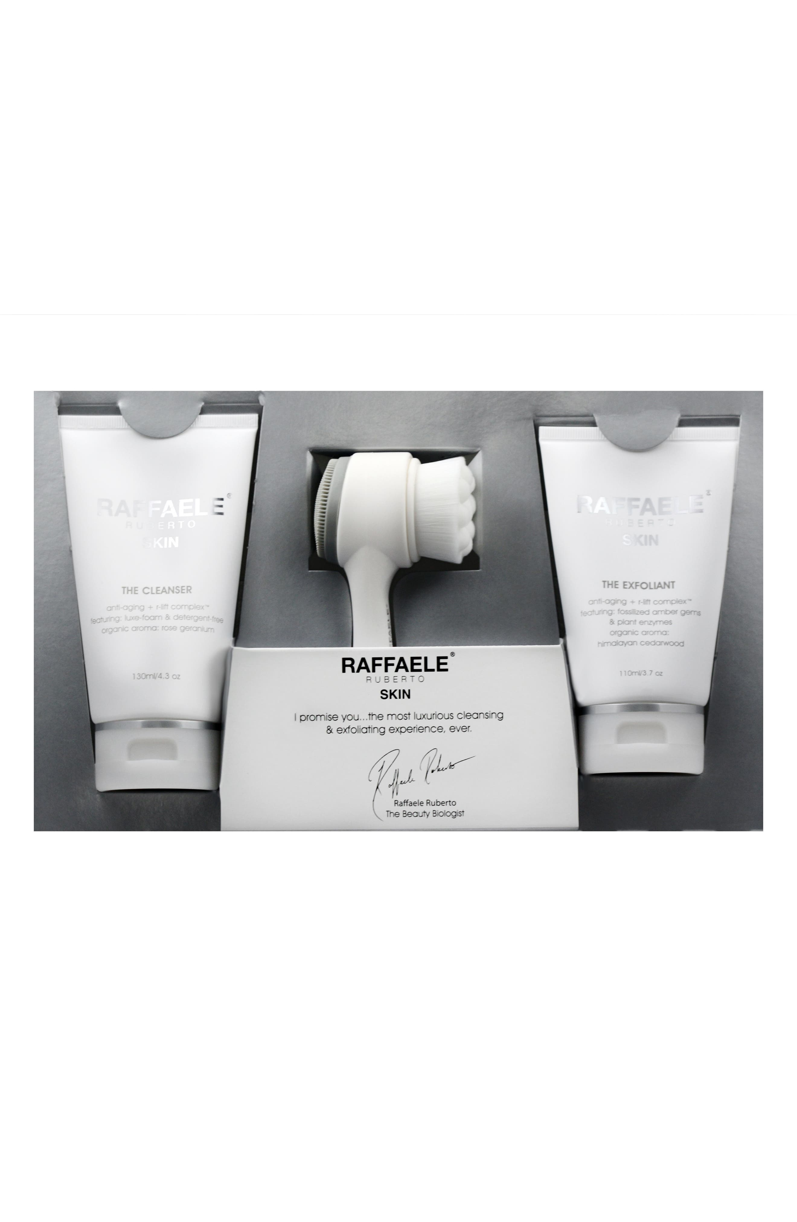 Alternate Image 1 Selected - Raffaele Ruberto® Pro Cleansing Trio (Nordstrom Exclusive) ($132 Value)