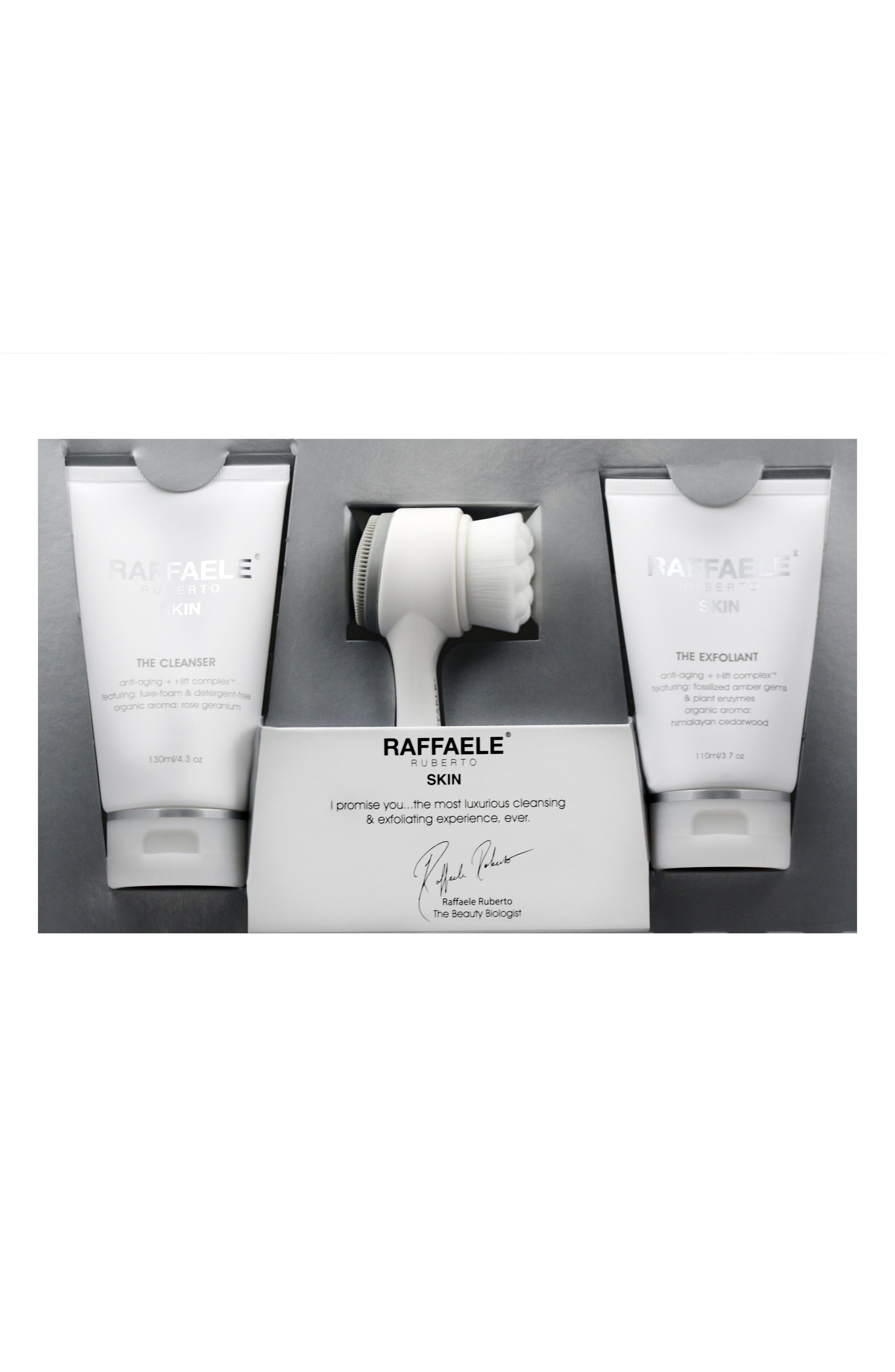 Main Image - Raffaele Ruberto® Pro Cleansing Trio (Nordstrom Exclusive) ($132 Value)