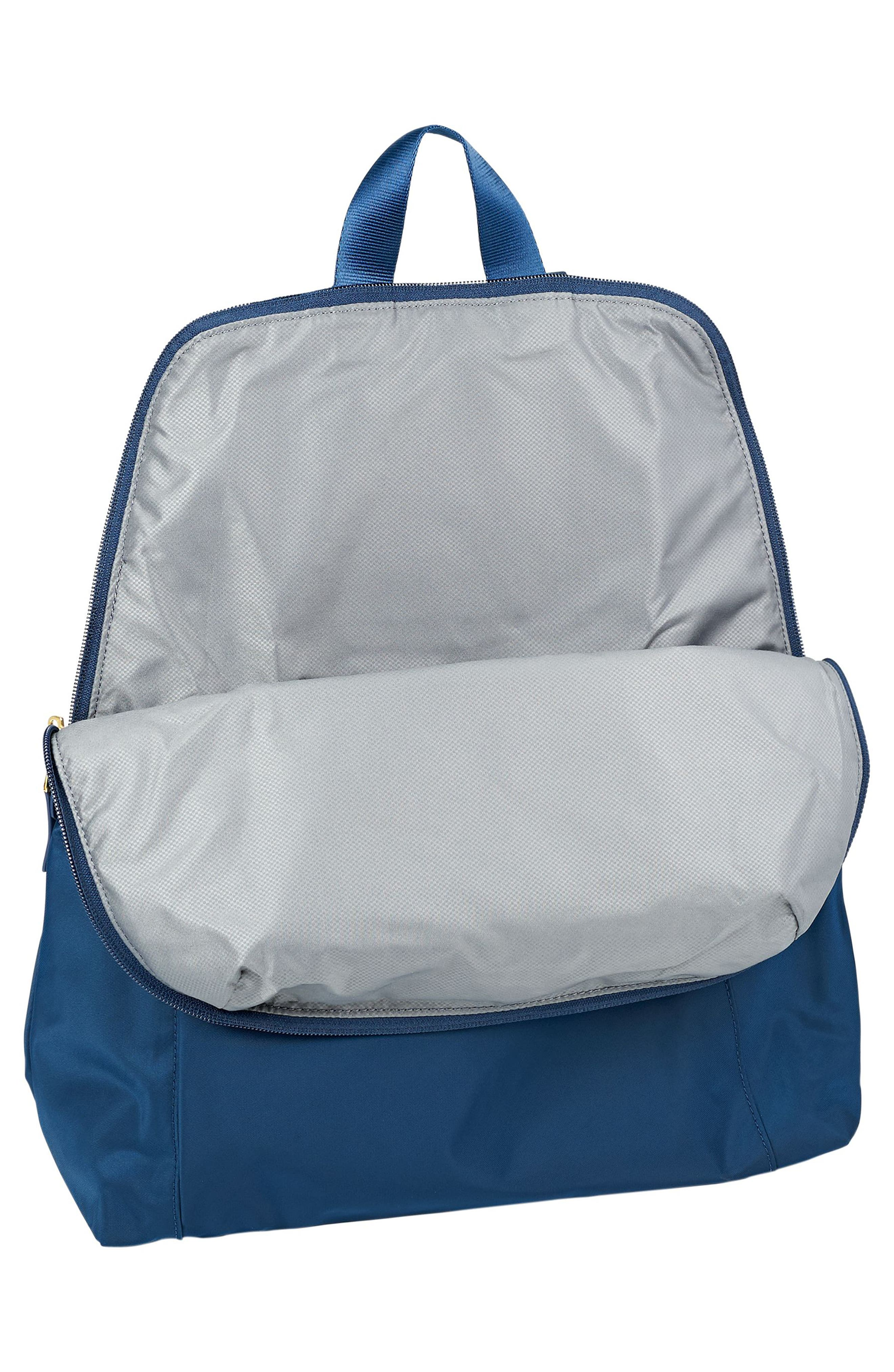 Just in Case<sup>®</sup> Back-Up Tavel Bag,                             Alternate thumbnail 4, color,                             Ocean Blue