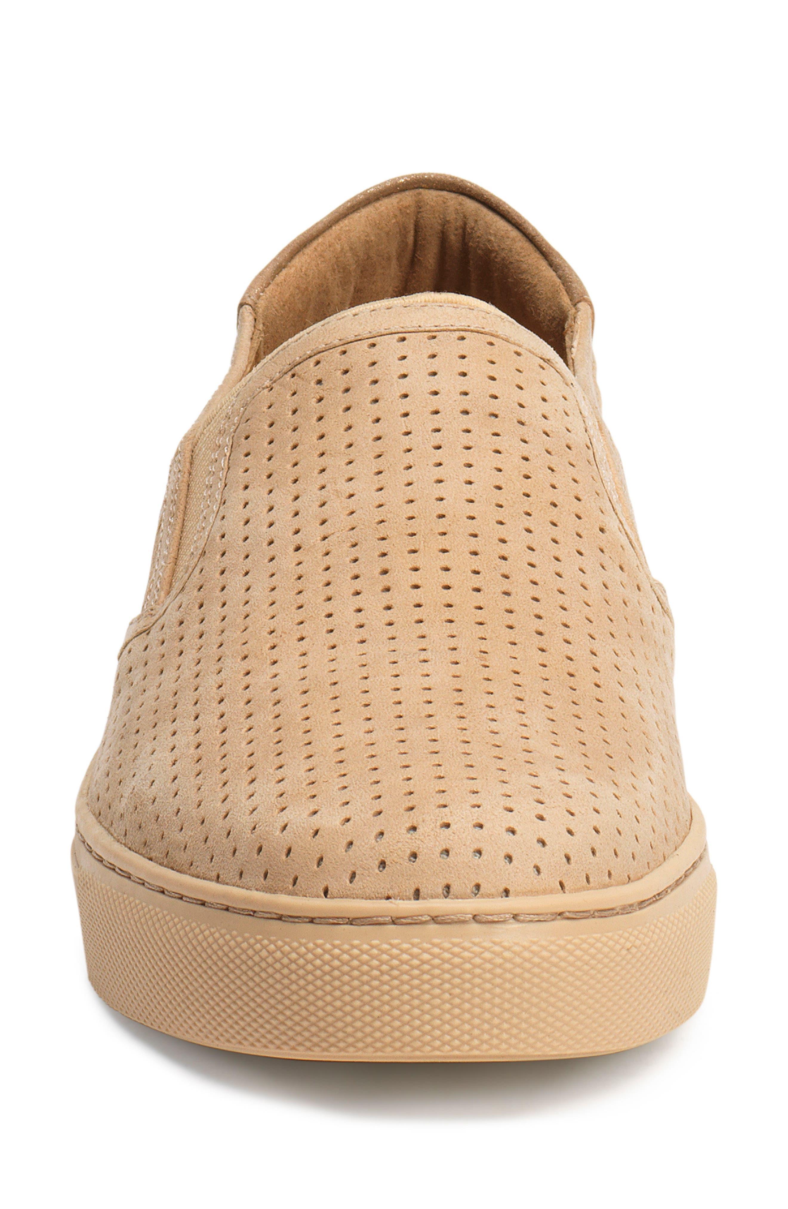 Alternate Image 4  - Trask Lillian Water Resistant Slip-On Sneaker (Women)