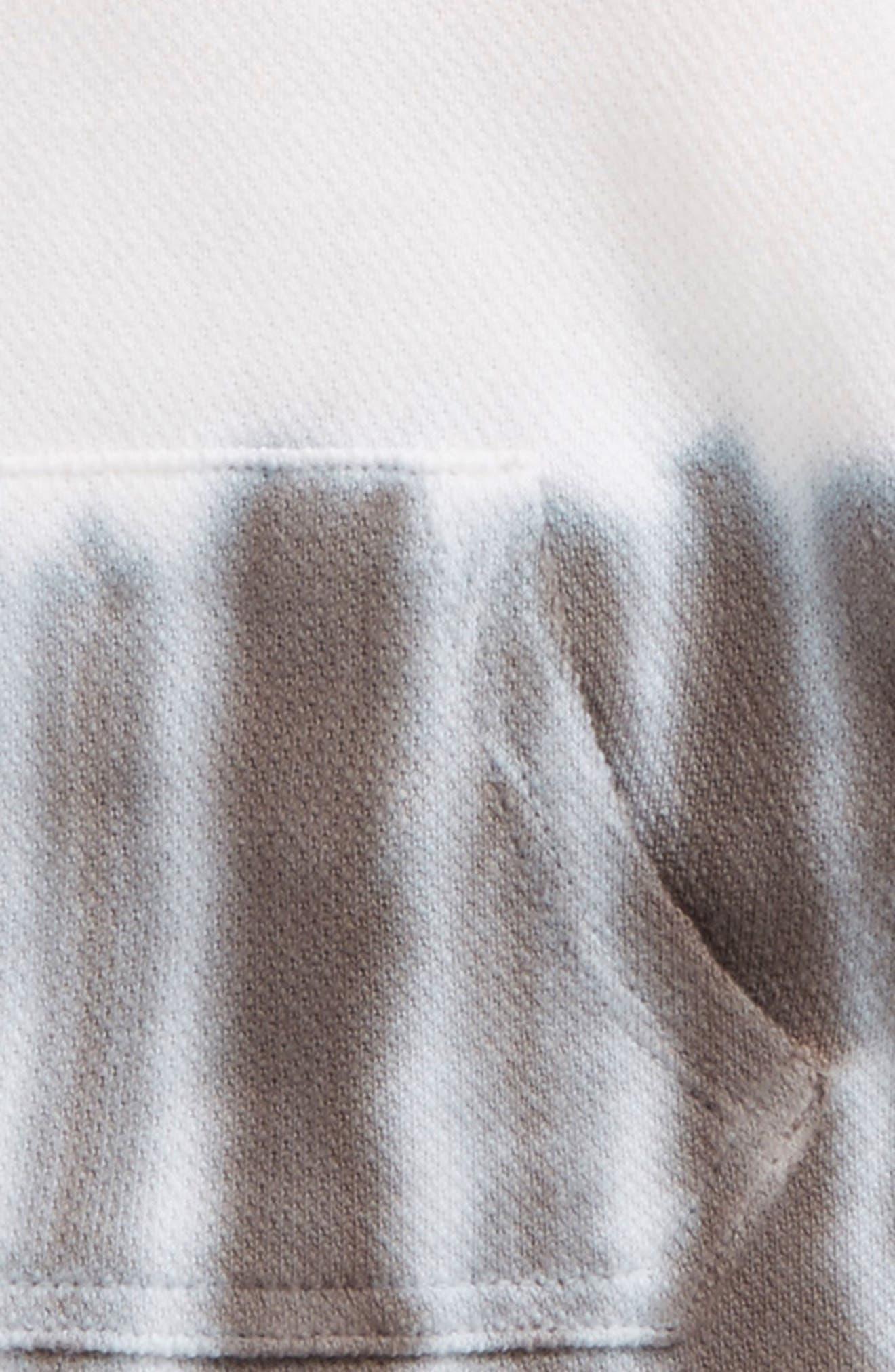 Organic Cotton Hoodie,                             Alternate thumbnail 2, color,                             White