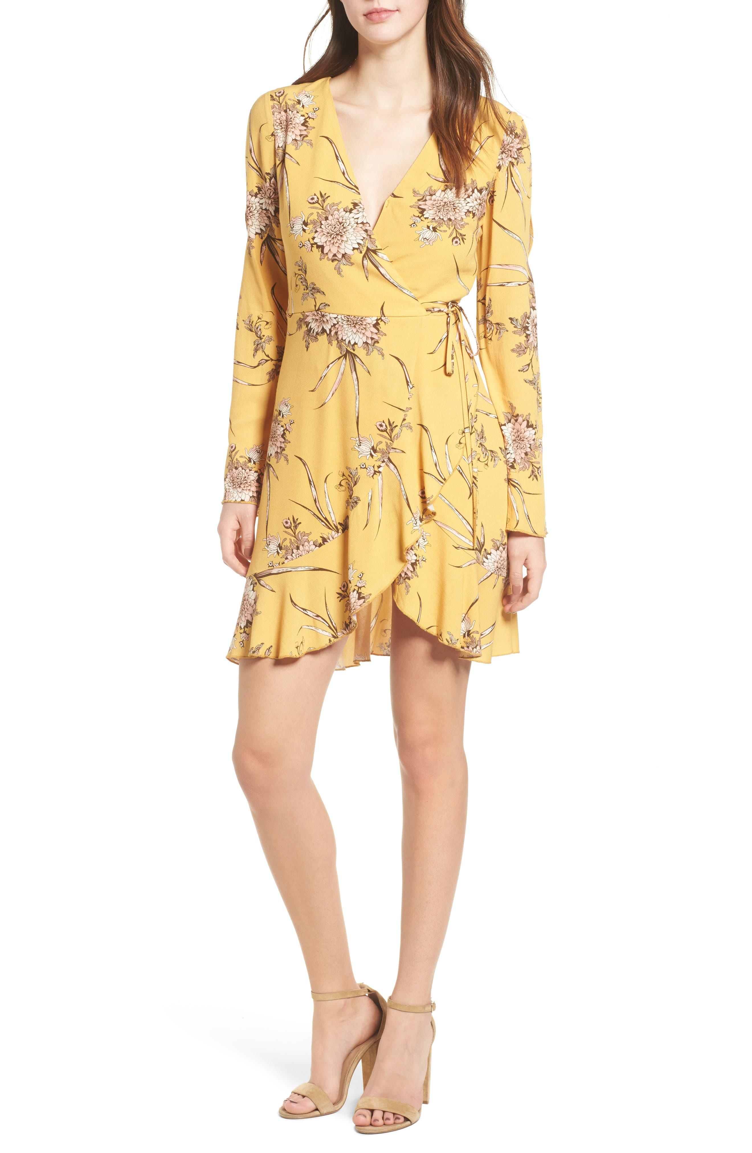 Lira Clothing Marrow Wrap Dress