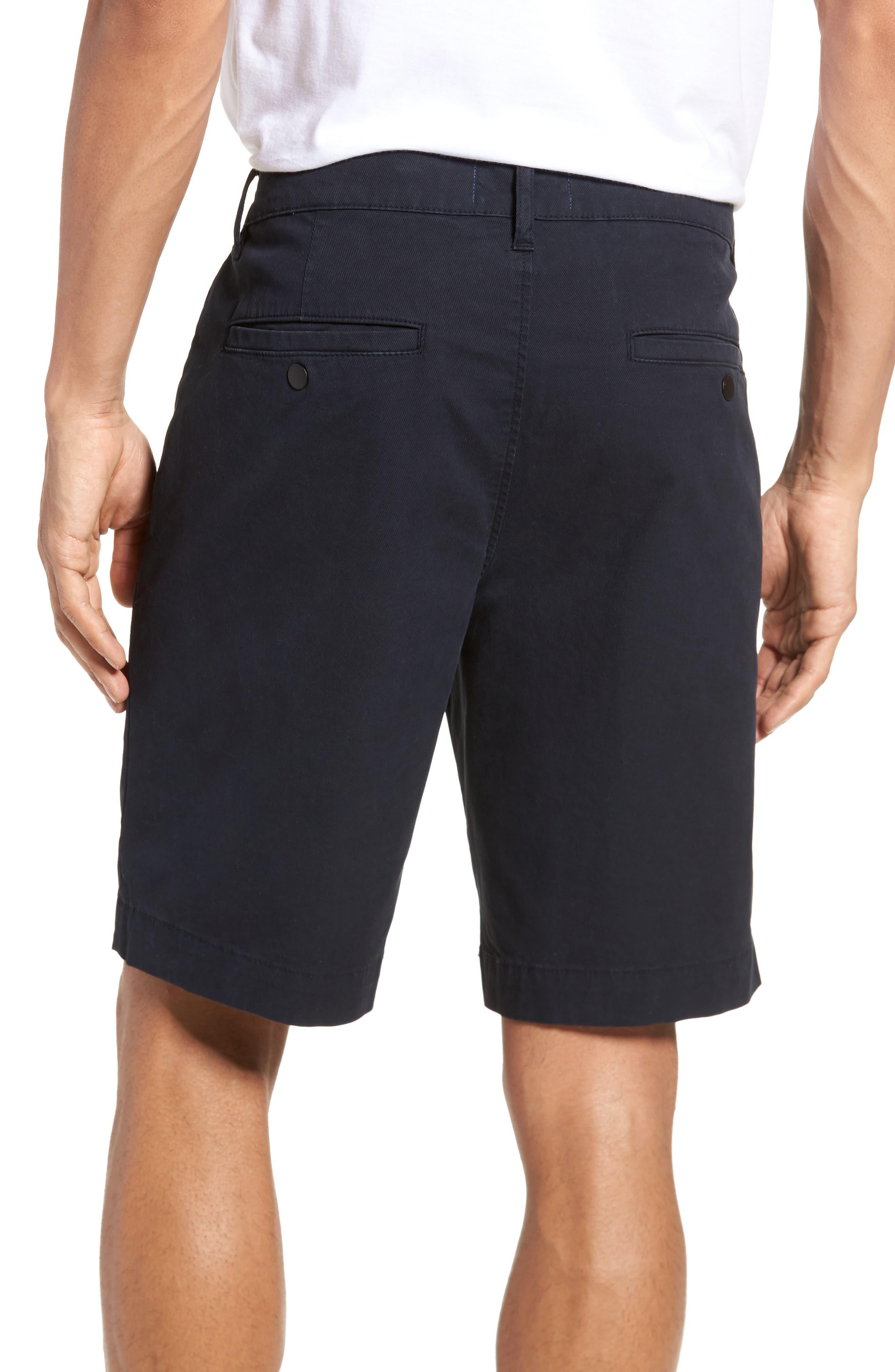 Jake Slim Fit Chino Shorts,                             Alternate thumbnail 2, color,                             Shroud