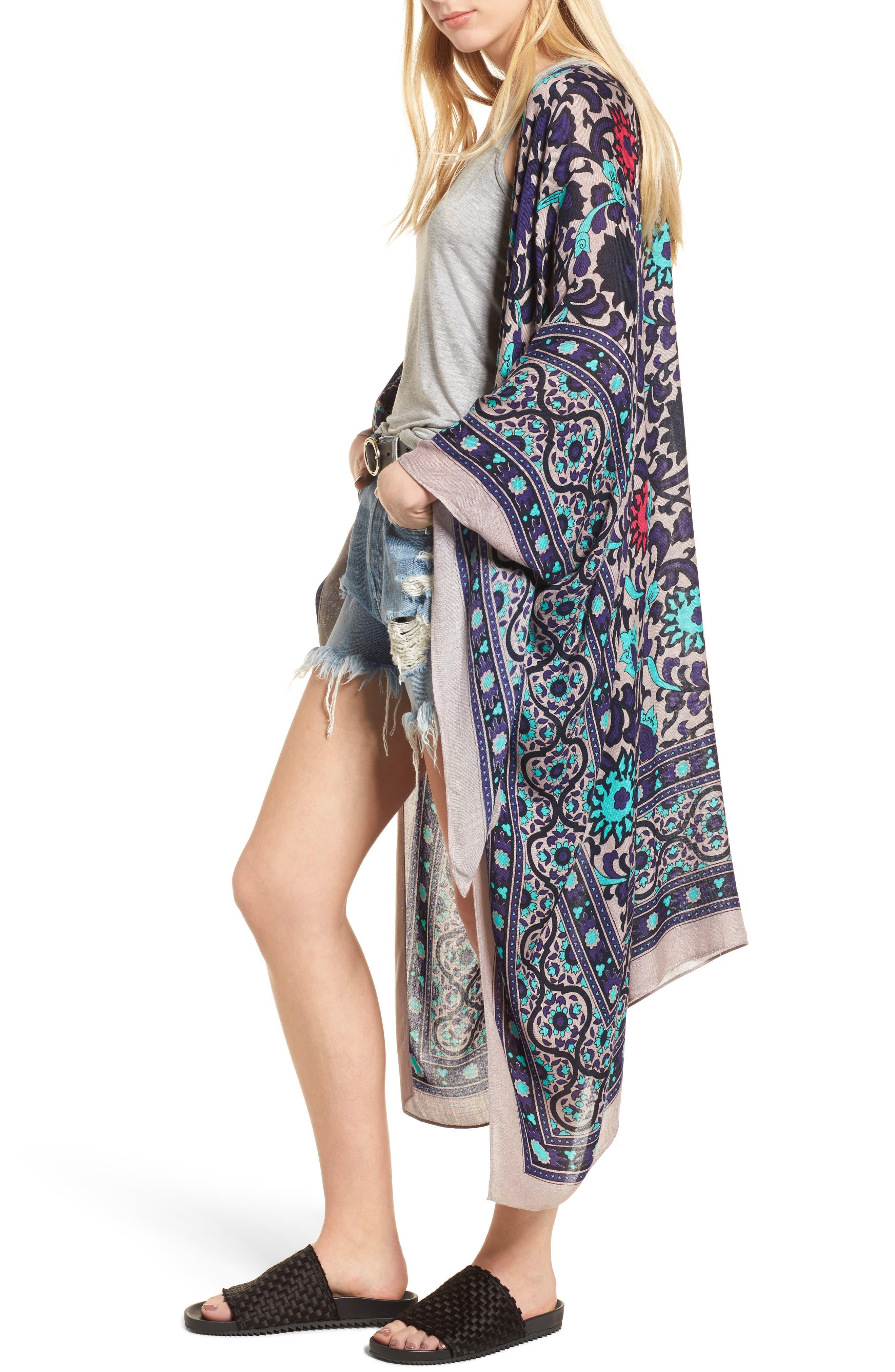 Free People Magic Dance Kimono