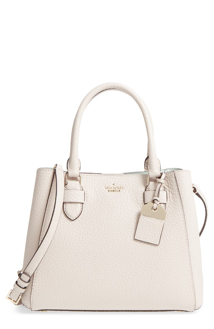 Kate Spade New York Carter Street Aliana Leather Satchel
