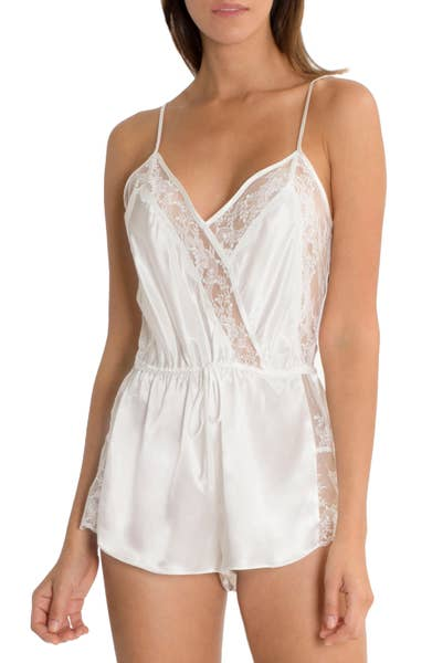Lace Romper IN BLOOM BY JONQUIL
