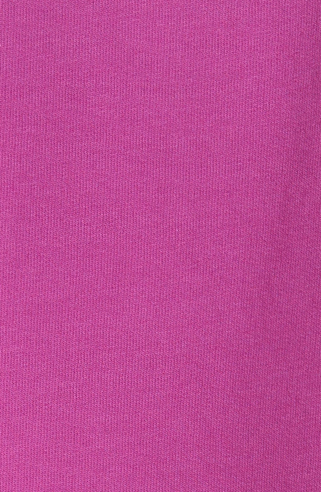 Colorblock Tee,                             Alternate thumbnail 5, color,                             1Red/Violet