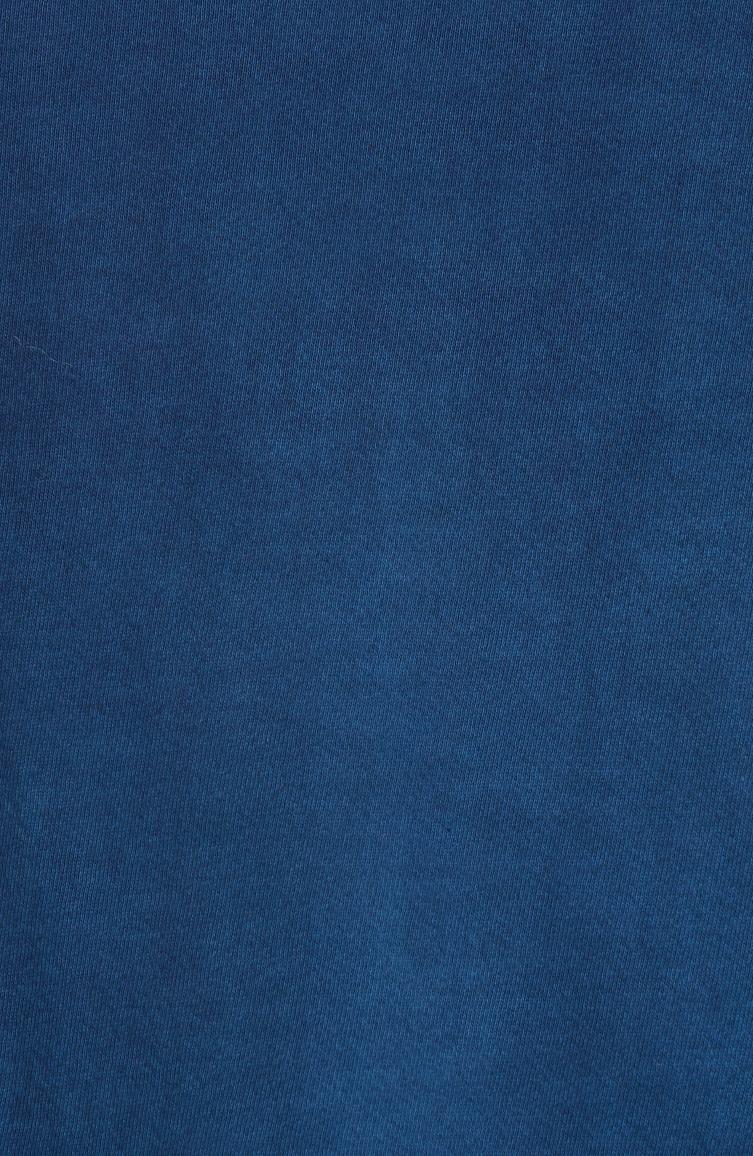 Malibu Reversible Sweatshirt,                             Alternate thumbnail 6, color,                             Indigo