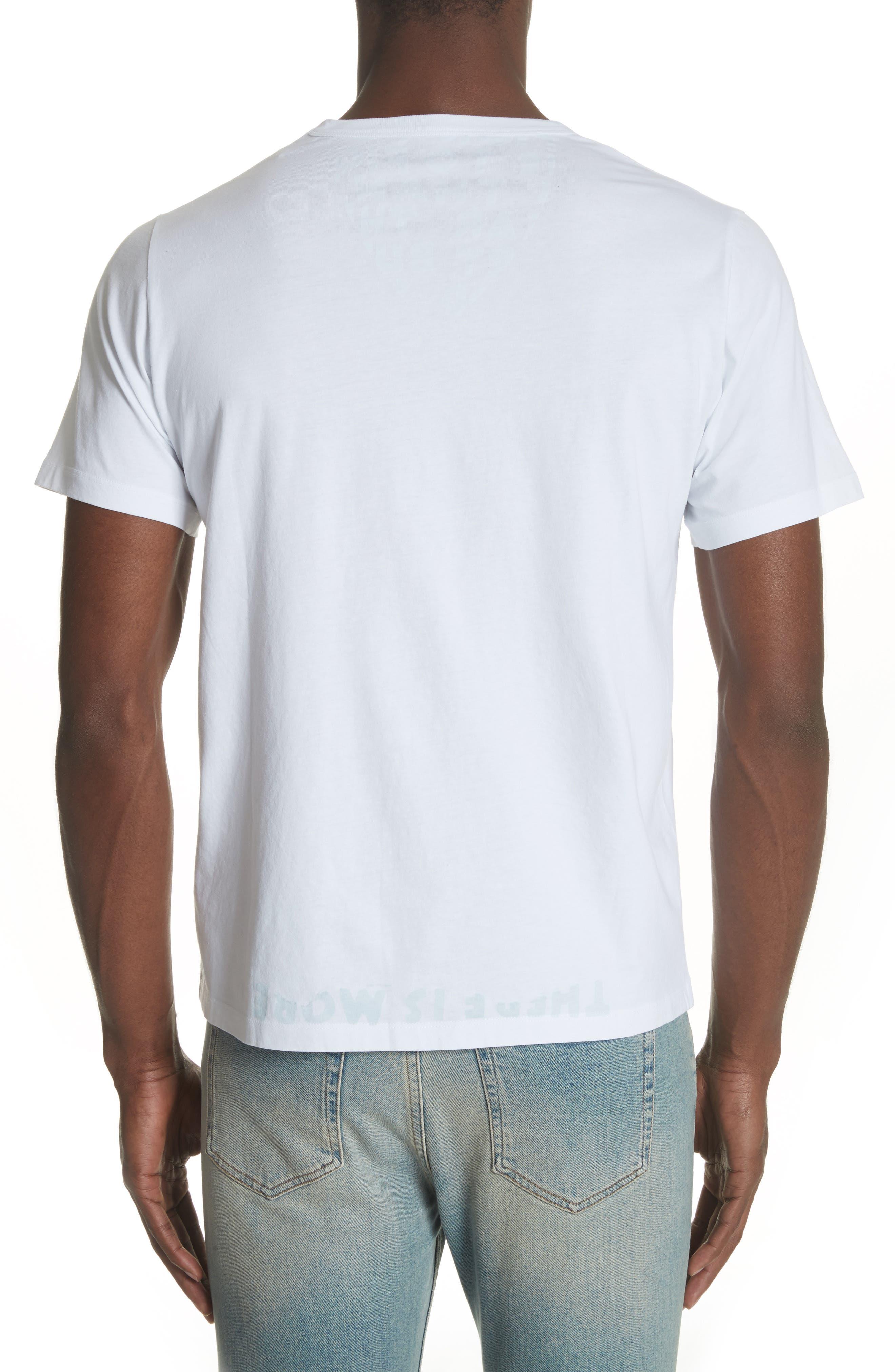Alternate Image 2  - Maison Margiela V-Neck T-Shirt