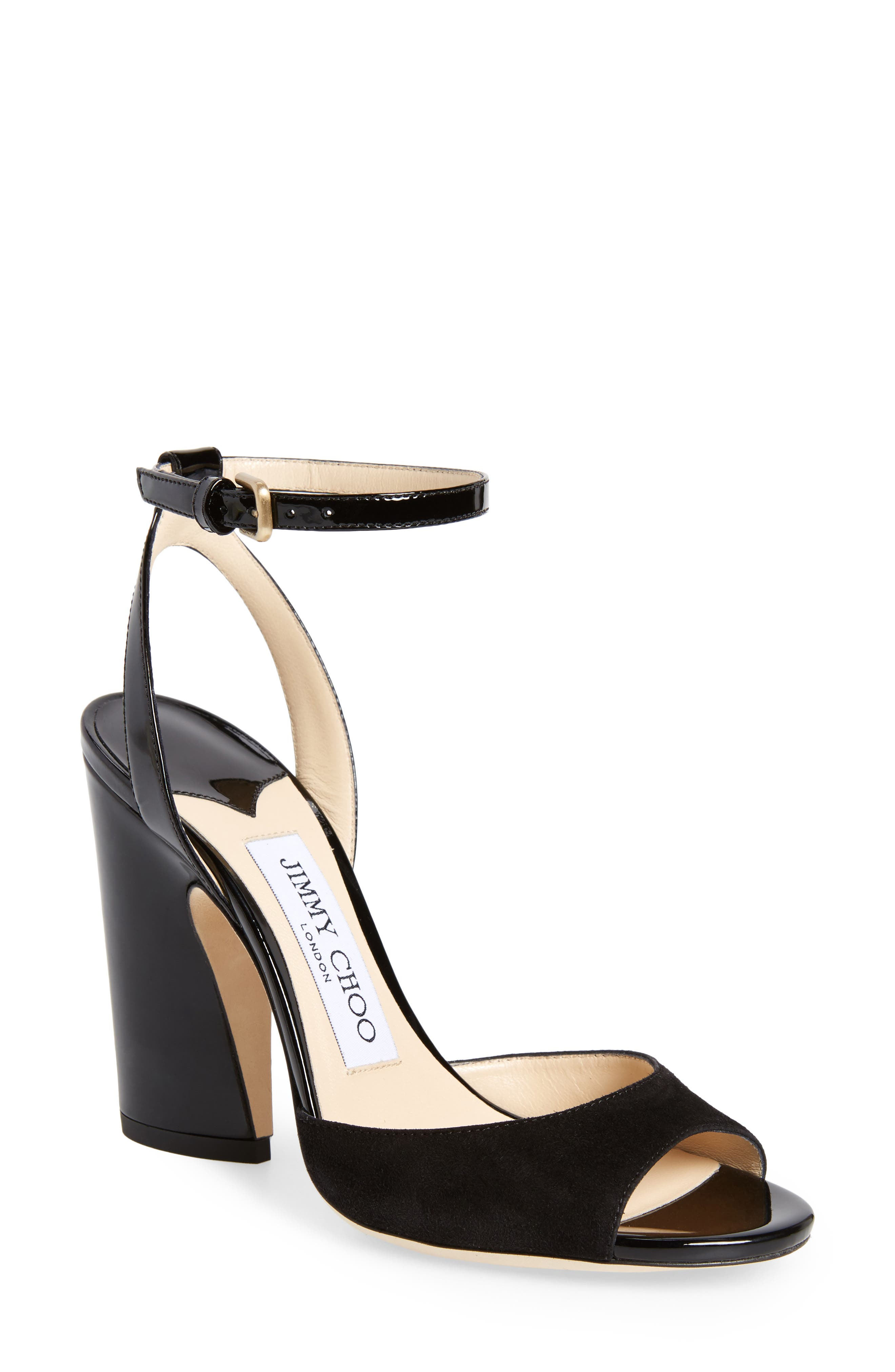 Alternate Image 1 Selected - Jimmy Choo Miranda Sandal (Women)