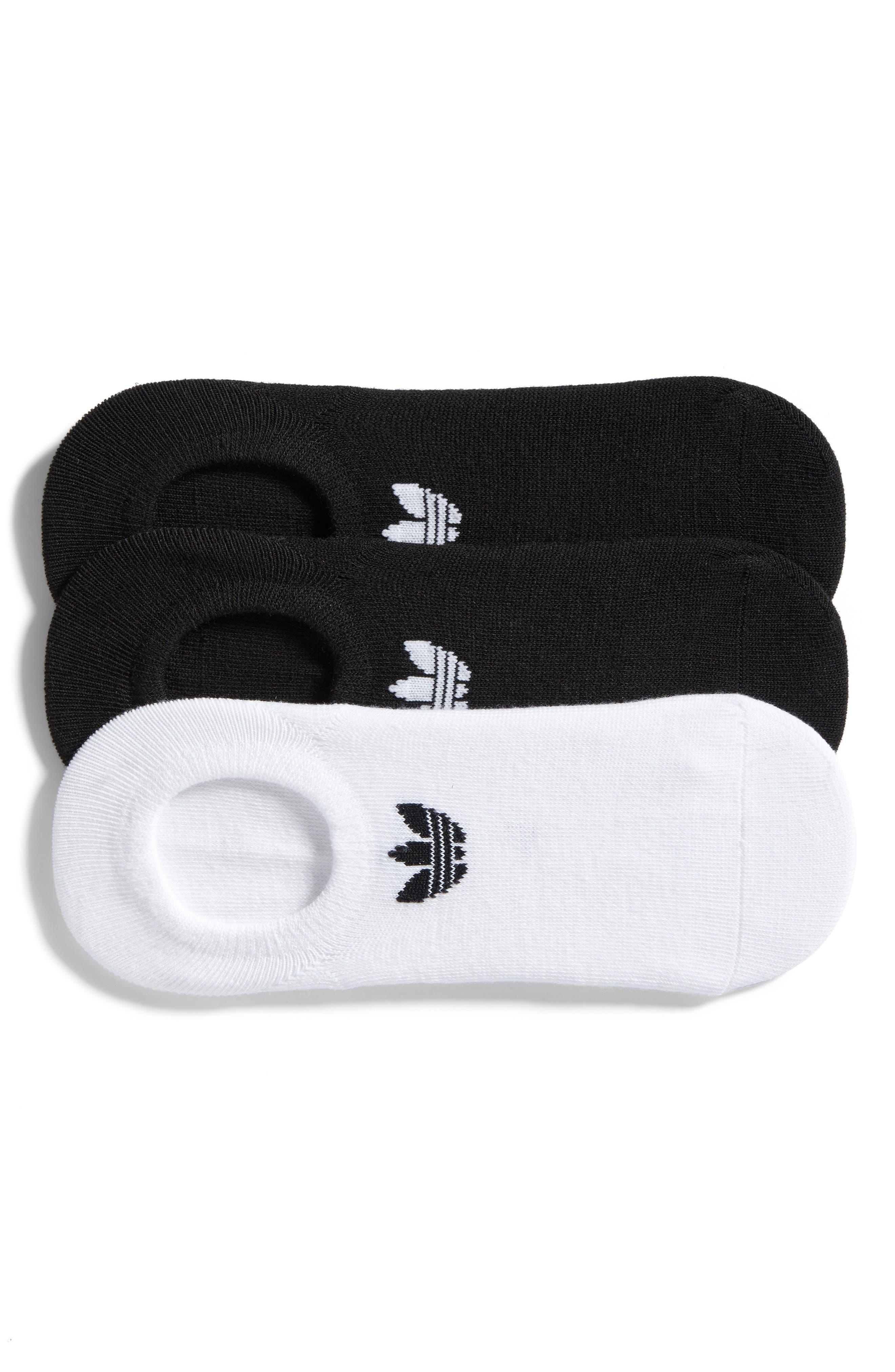 adidas Superlite 3-Pack No-Show Socks