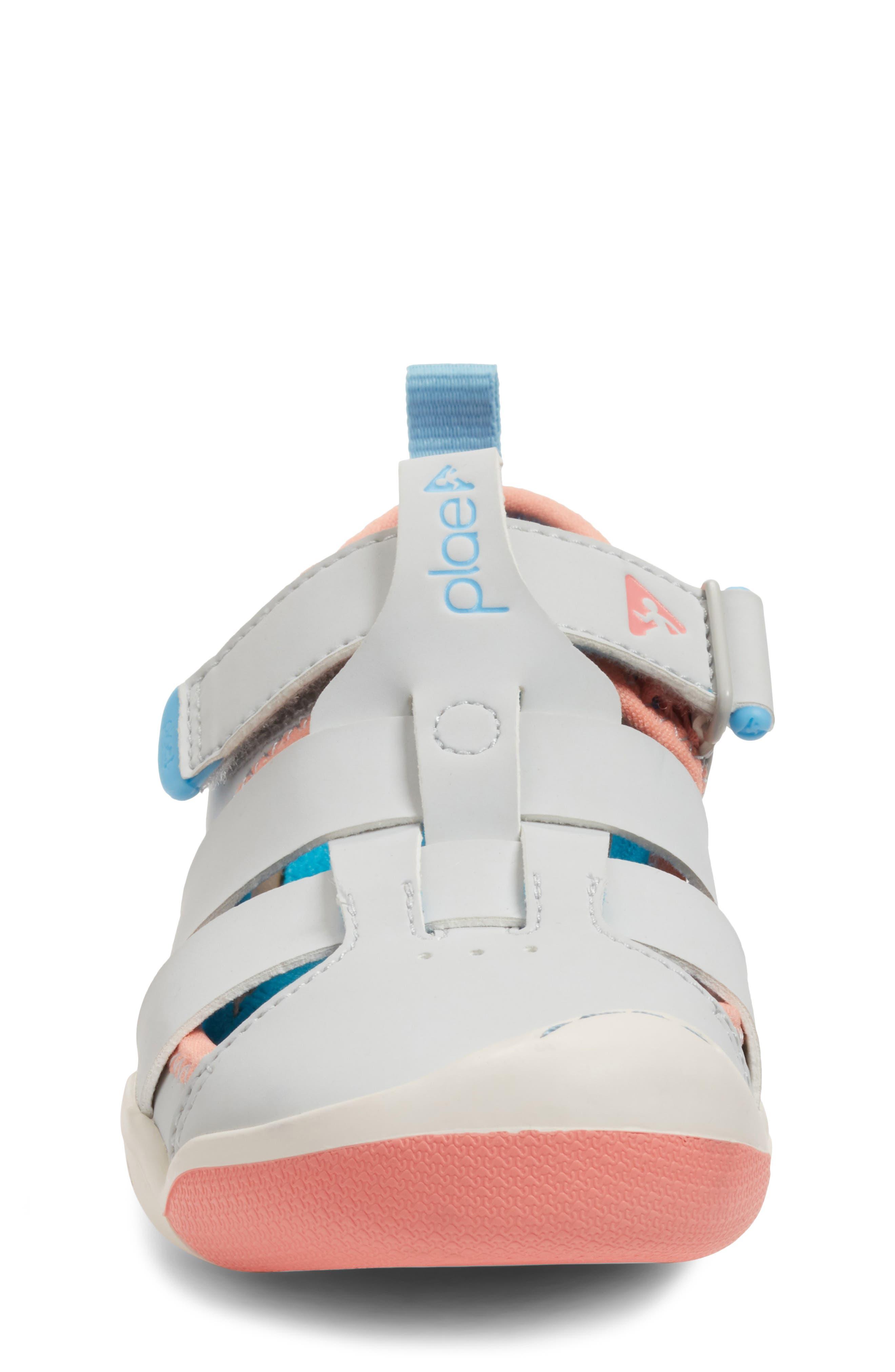 'Sam' Customizable Sneaker,                             Alternate thumbnail 4, color,                             Opal