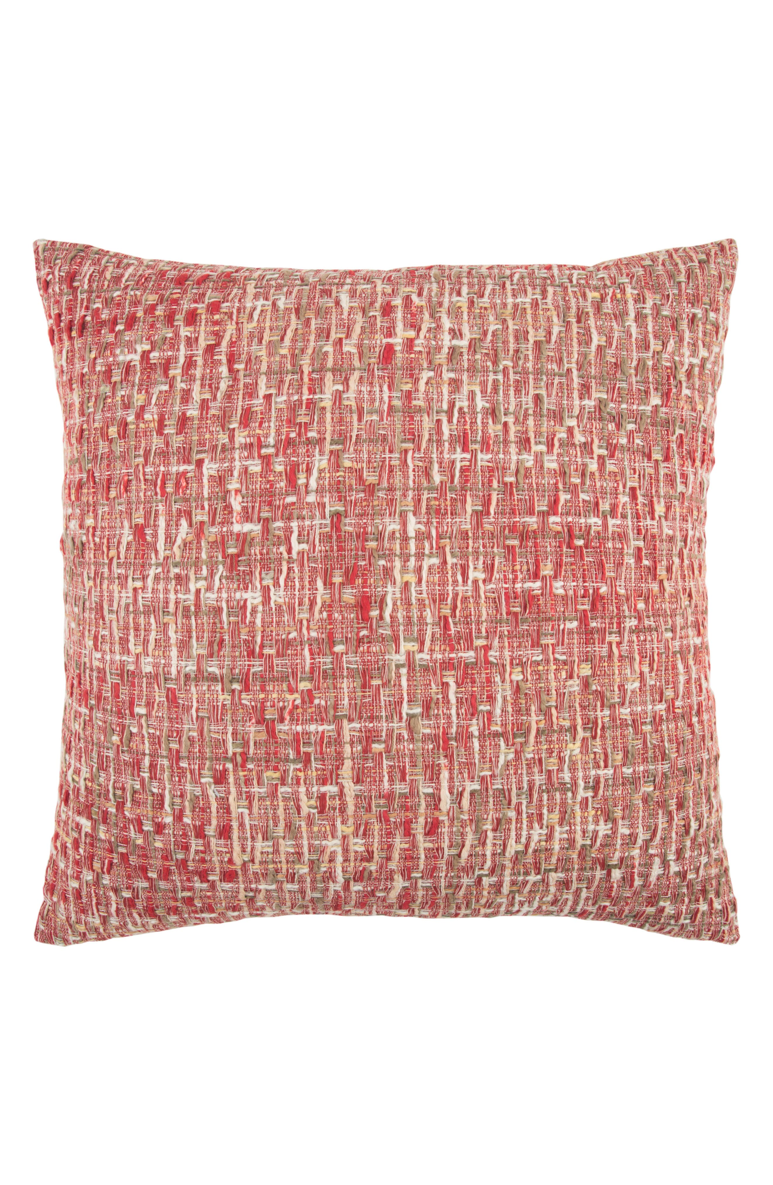 Rizzy Home Stripe Pillow