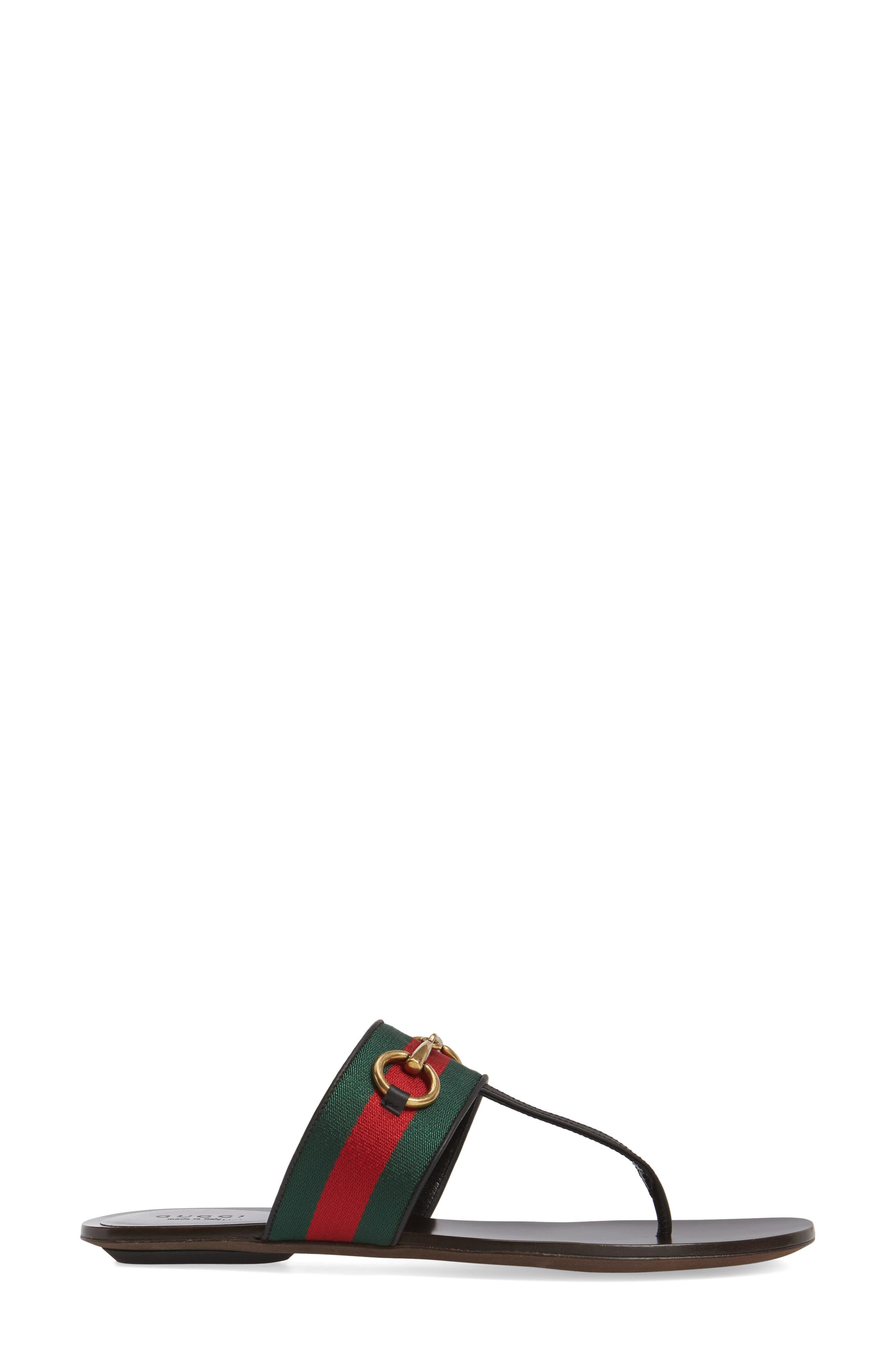 Alternate Image 3  - Gucci Querelle Sandal (Women)