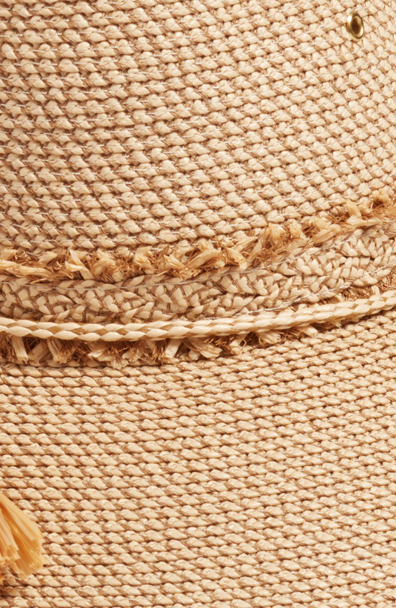 Voyager Squishee<sup>®</sup> Sun Hat,                             Alternate thumbnail 3, color,                             Peanut