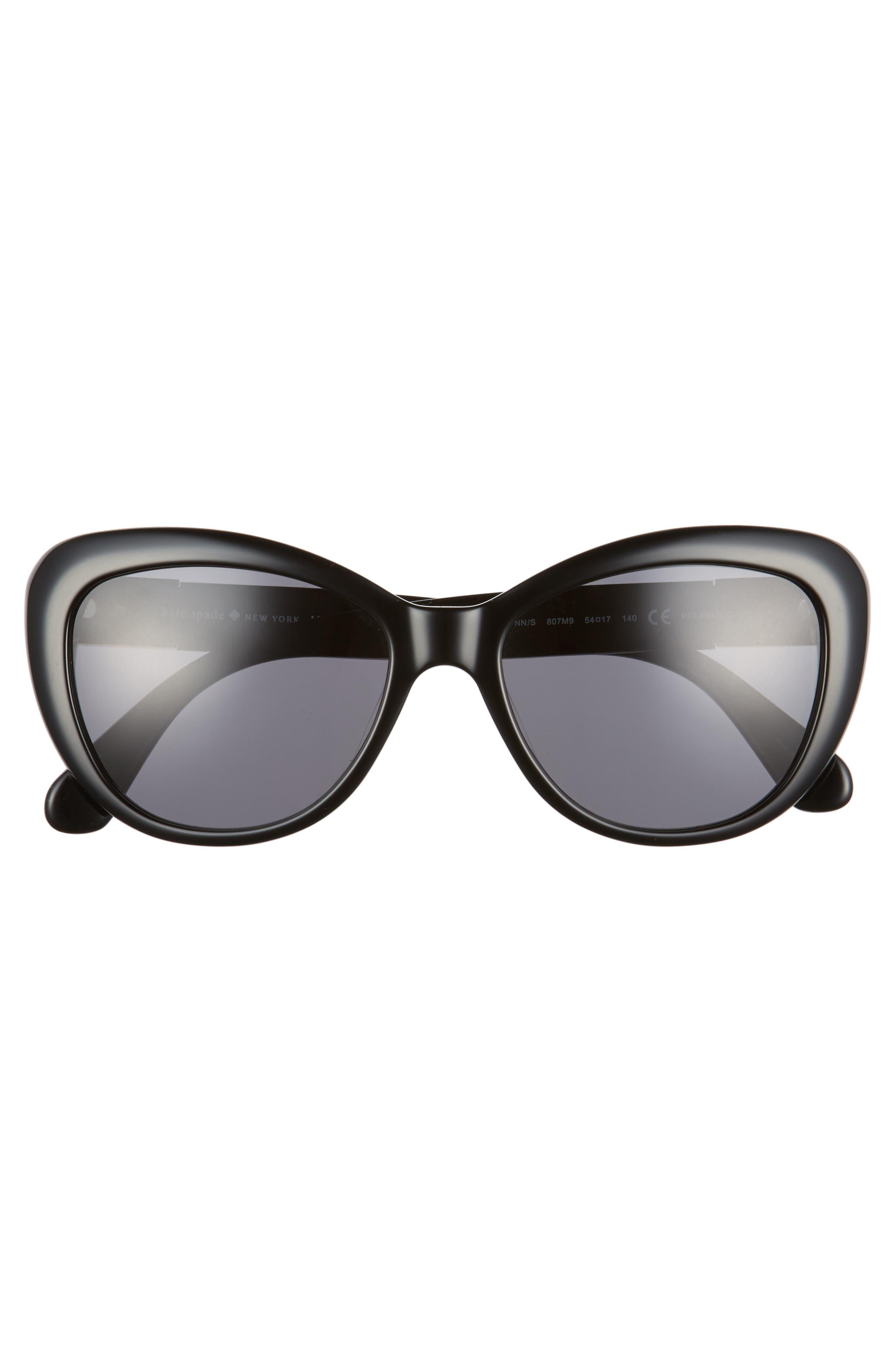 Alternate Image 3  - kate spade new york emmalynn 54mm polarized cat eye sunglasses