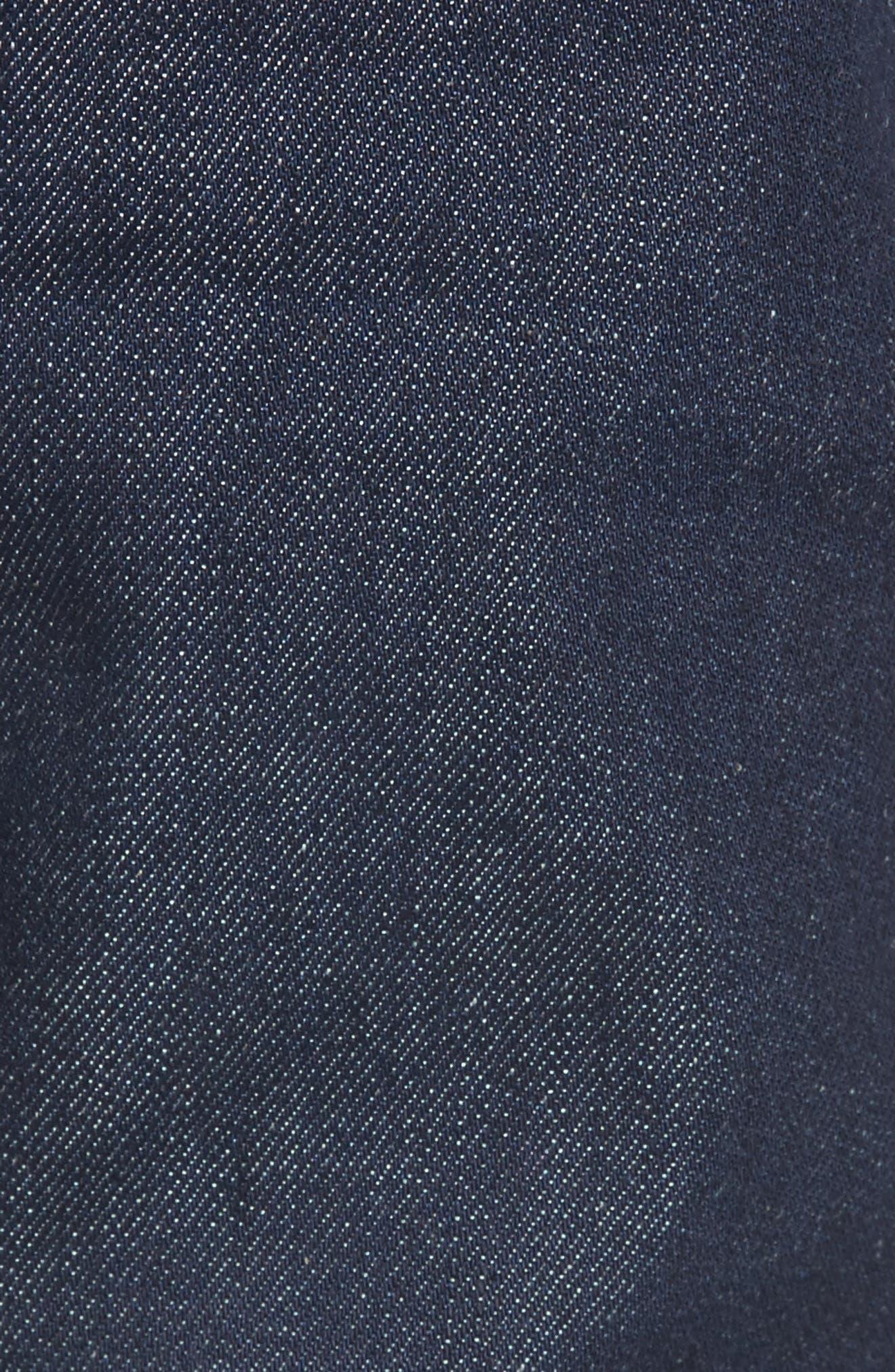 1969 606<sup>™</sup> Slim Fit Jeans,                             Alternate thumbnail 5, color,                             Rigid M8017