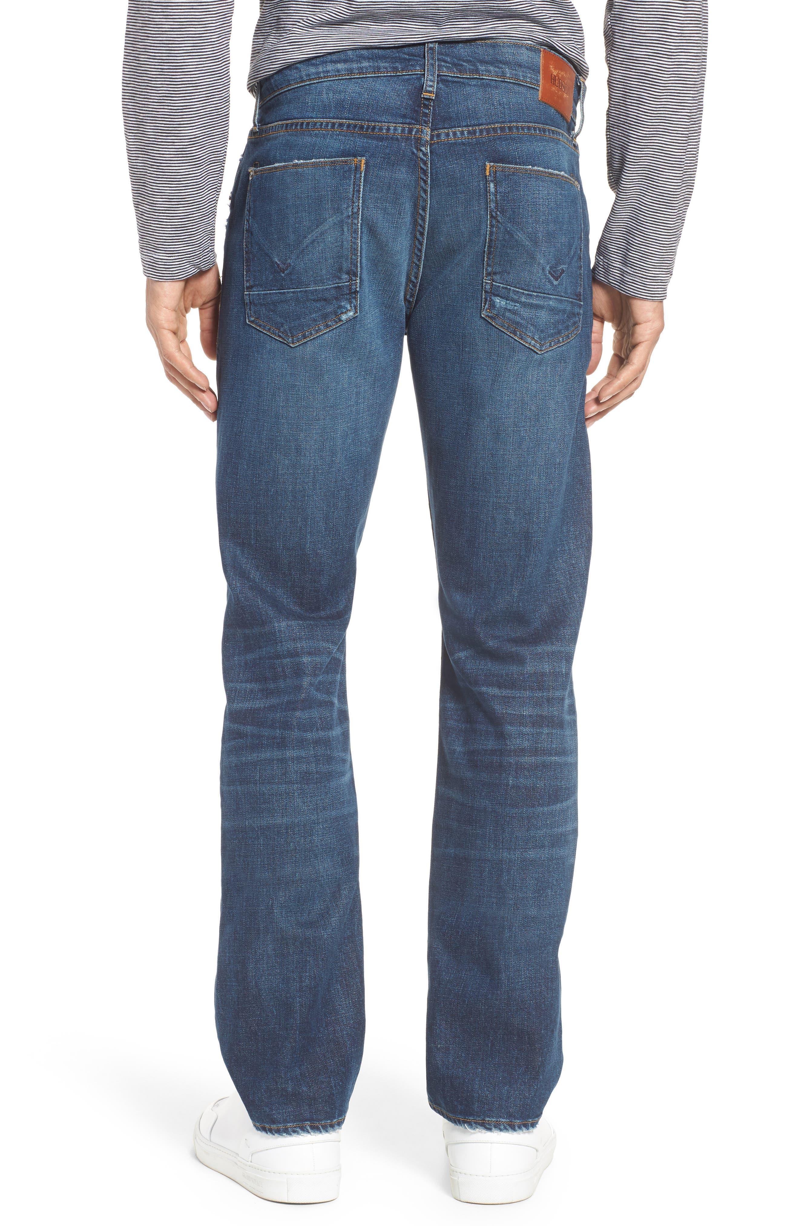 Byron Slim Straight Leg Jeans,                             Alternate thumbnail 2, color,                             Shuvit