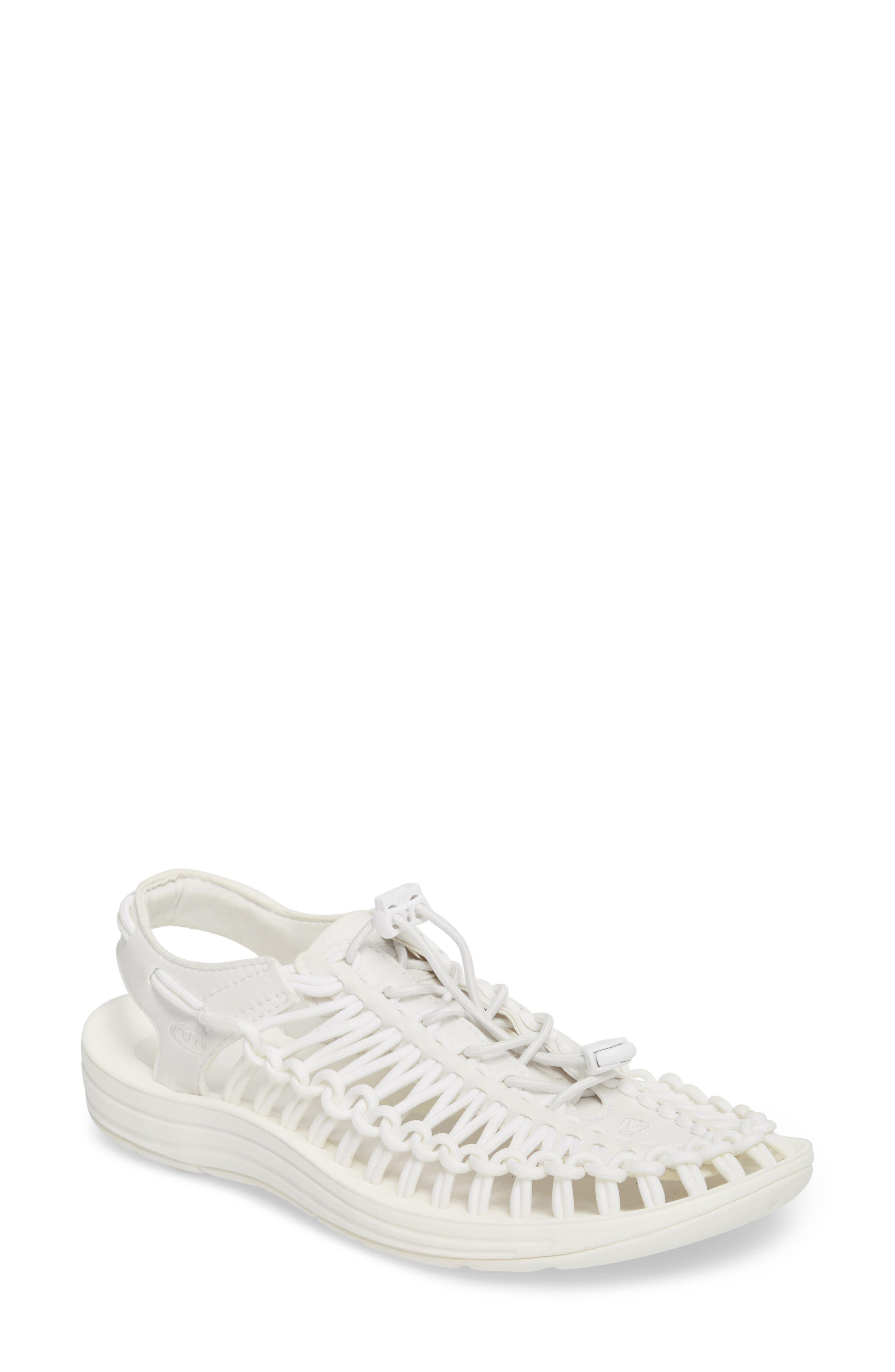 'Uneek' Water Sneaker,                             Main thumbnail 1, color,                             Star White